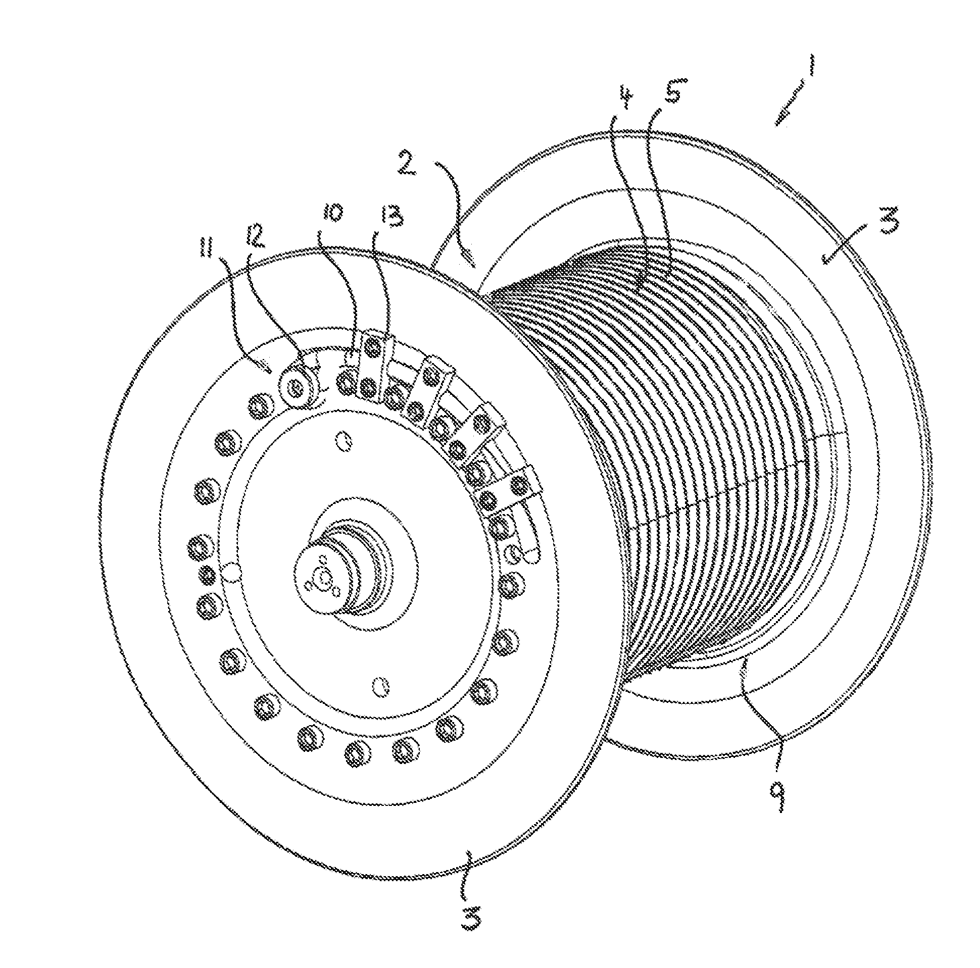 Patent Us20140027691 Hoist Drum And Rope Pulley For