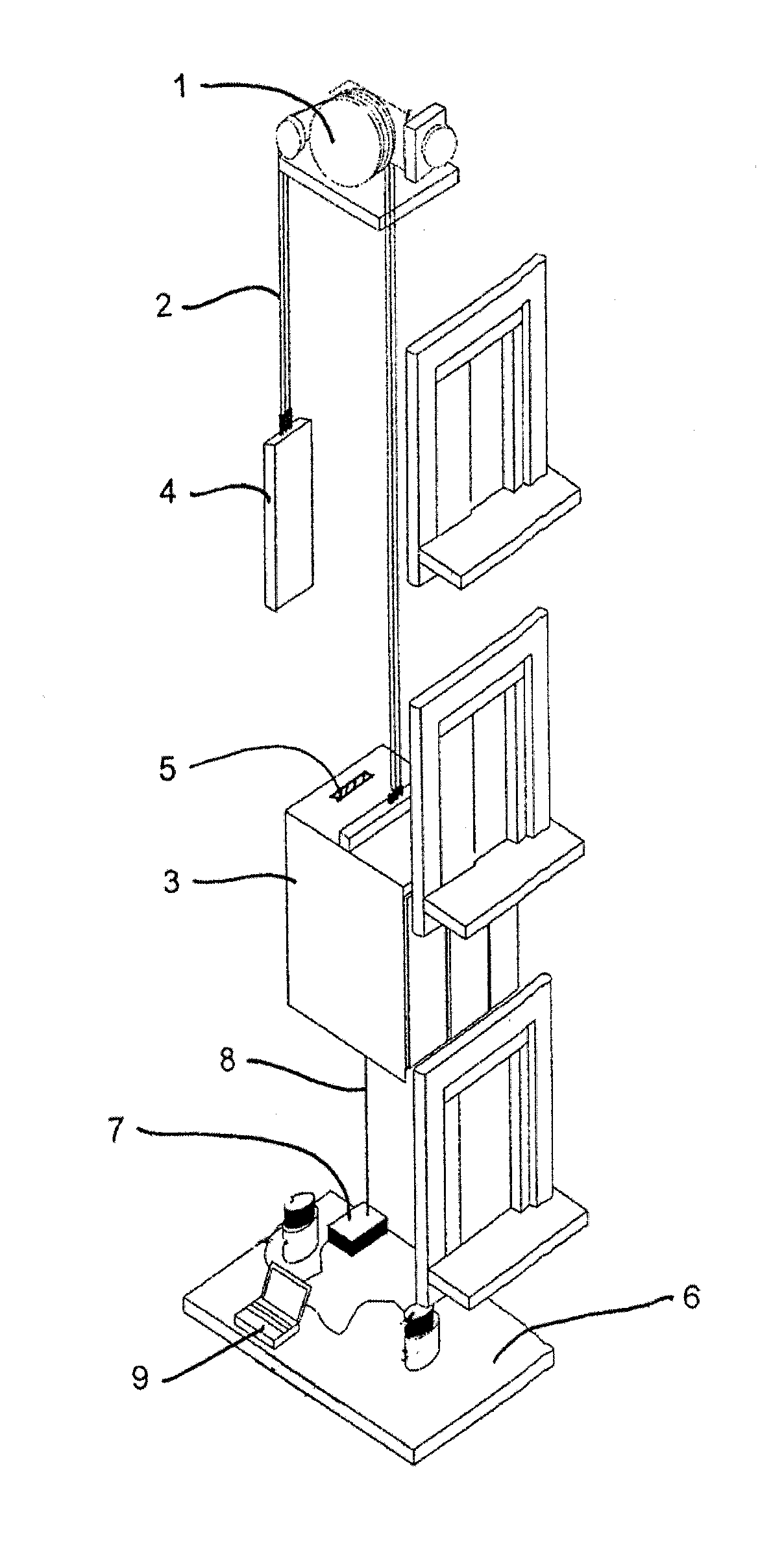 patent us20140058700 method and device for testing the proper on simple elevator schematics