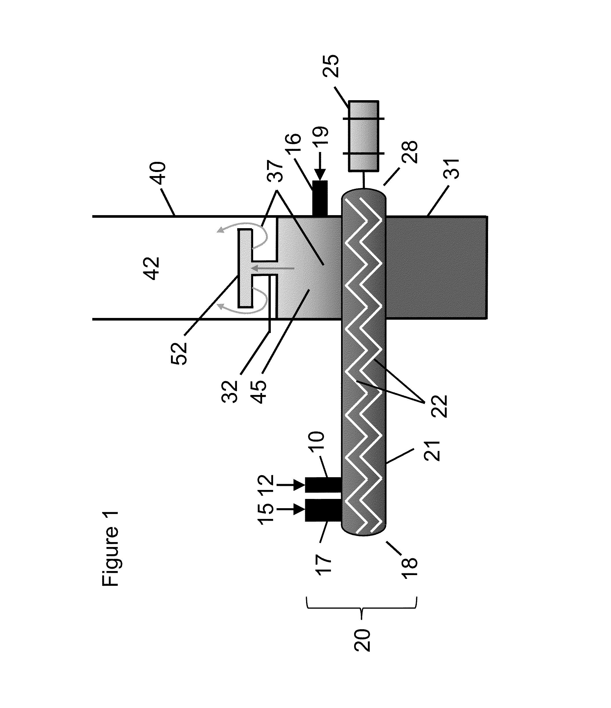 Patent US20140069010 - Generating deoxygenated pyrolysis