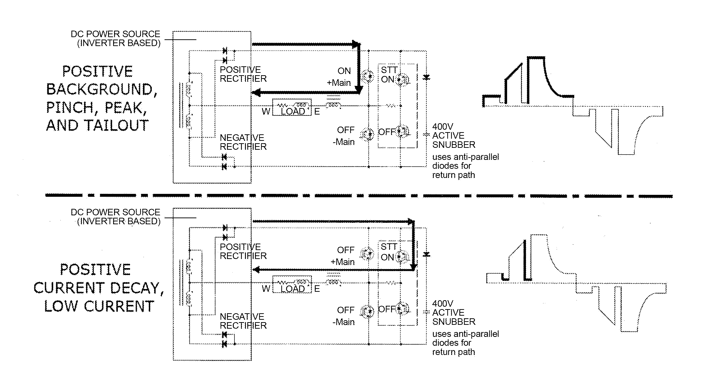 Patent Us20140083988 Systems And Methods Providing Controlled Ac Mode Inverter Arc Welder Schematic On Igbt Drawing