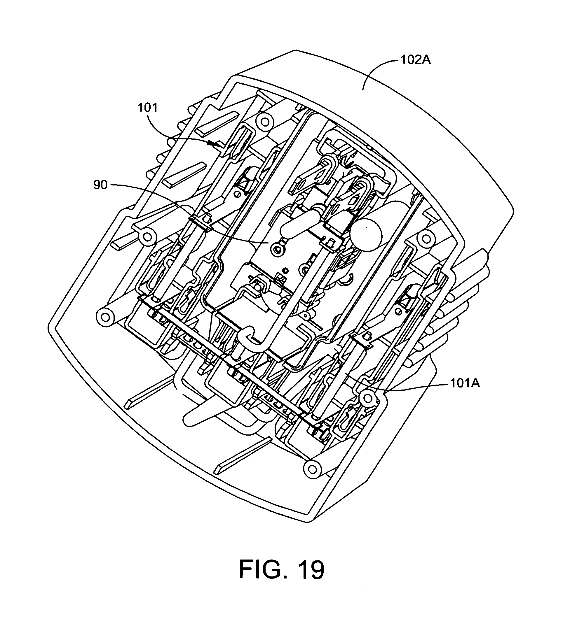 Patent Us20140098446 Universal Ground Fault Interrupter Gfci Circuit Breaker Moreover Drawing