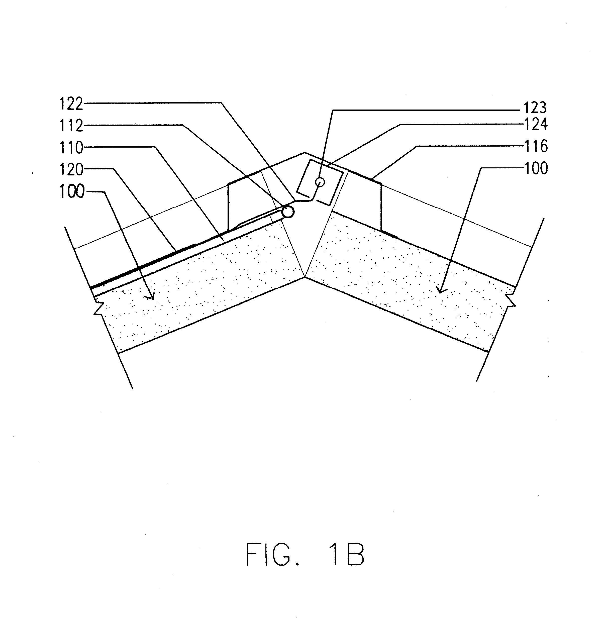 Patent us20140102556 insulated structural metal panel for Structural integrated panels