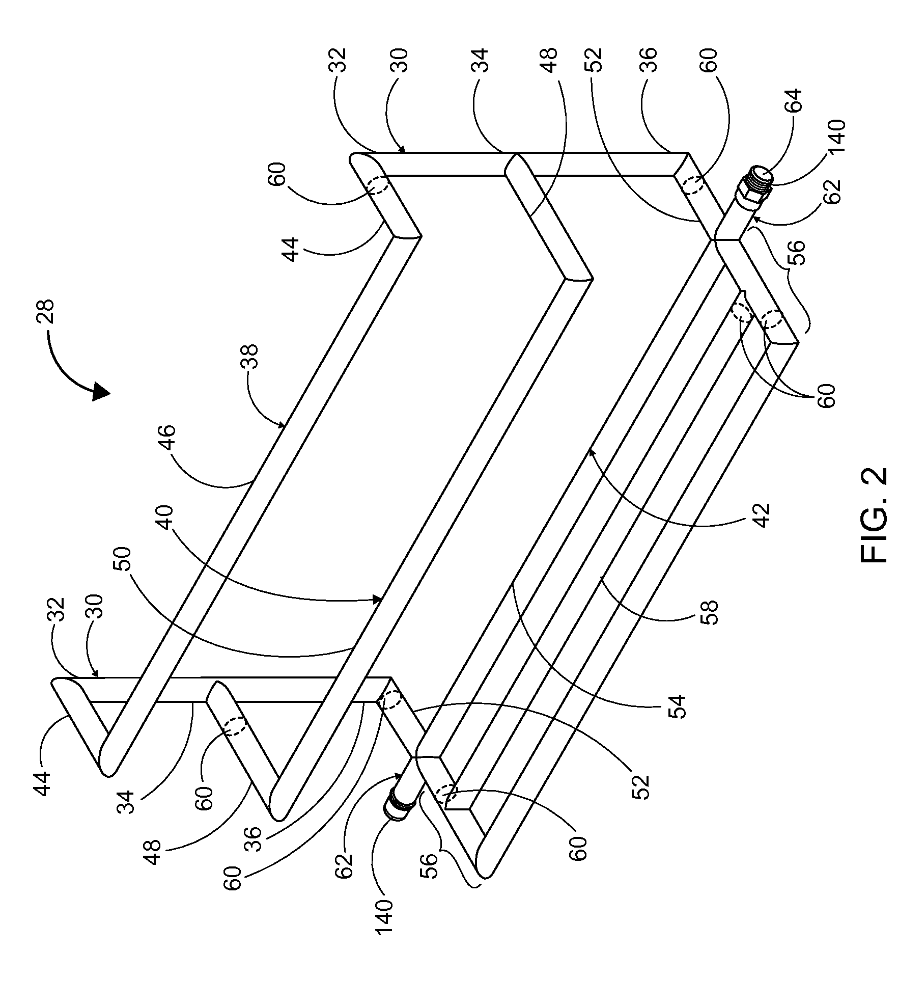 patent us20140116418 multi level floating flames gas fireplace