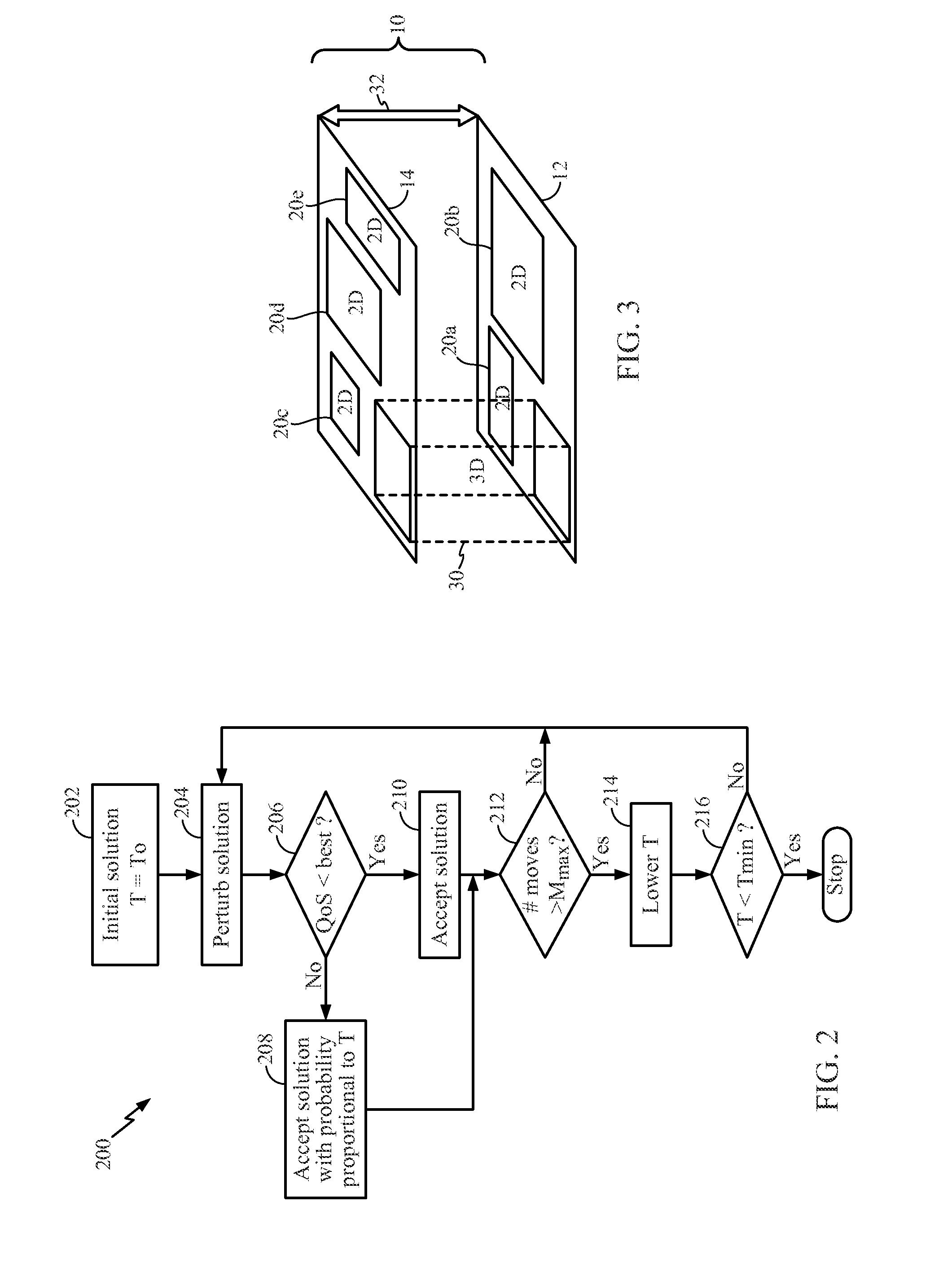Floorplanning Patente Us20140149958 3d Floorplanning Using 2d And 3d