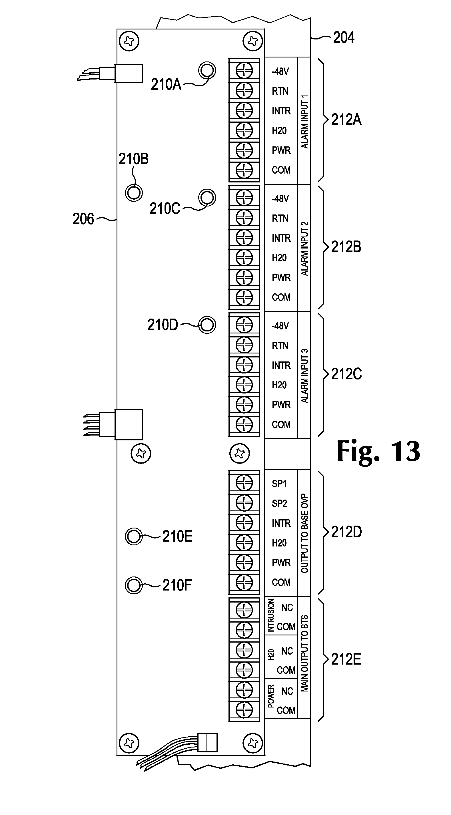 patent us overvoltage protection and monitoring patent drawing