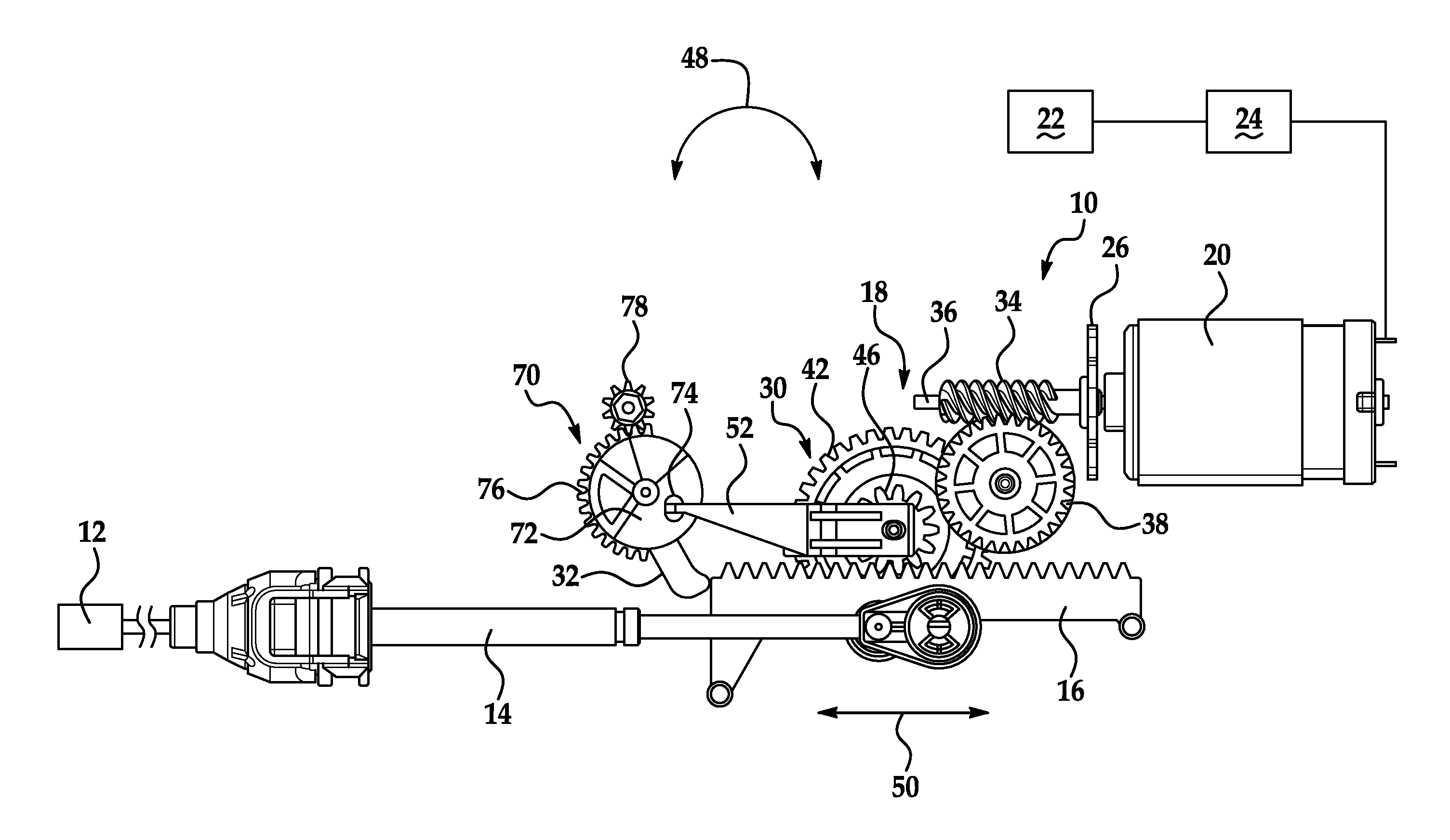 patent us20140174215 apparatus and method for providing a manual override to shift by wire