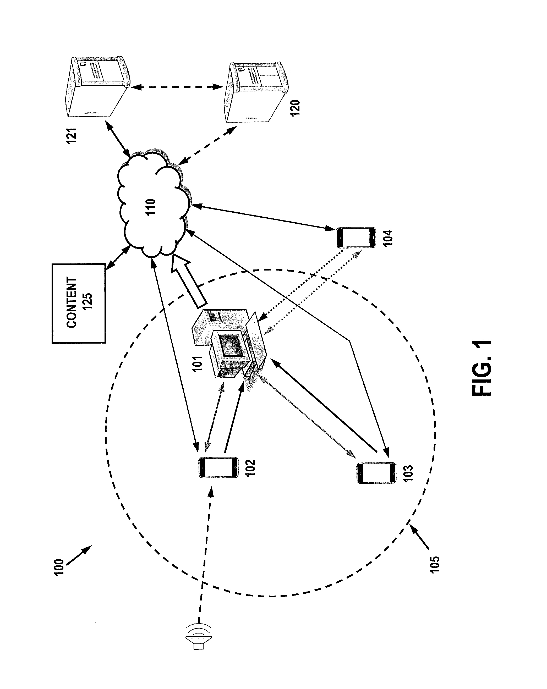 Patent US20140187268 - Apparatus, System and Method for Location