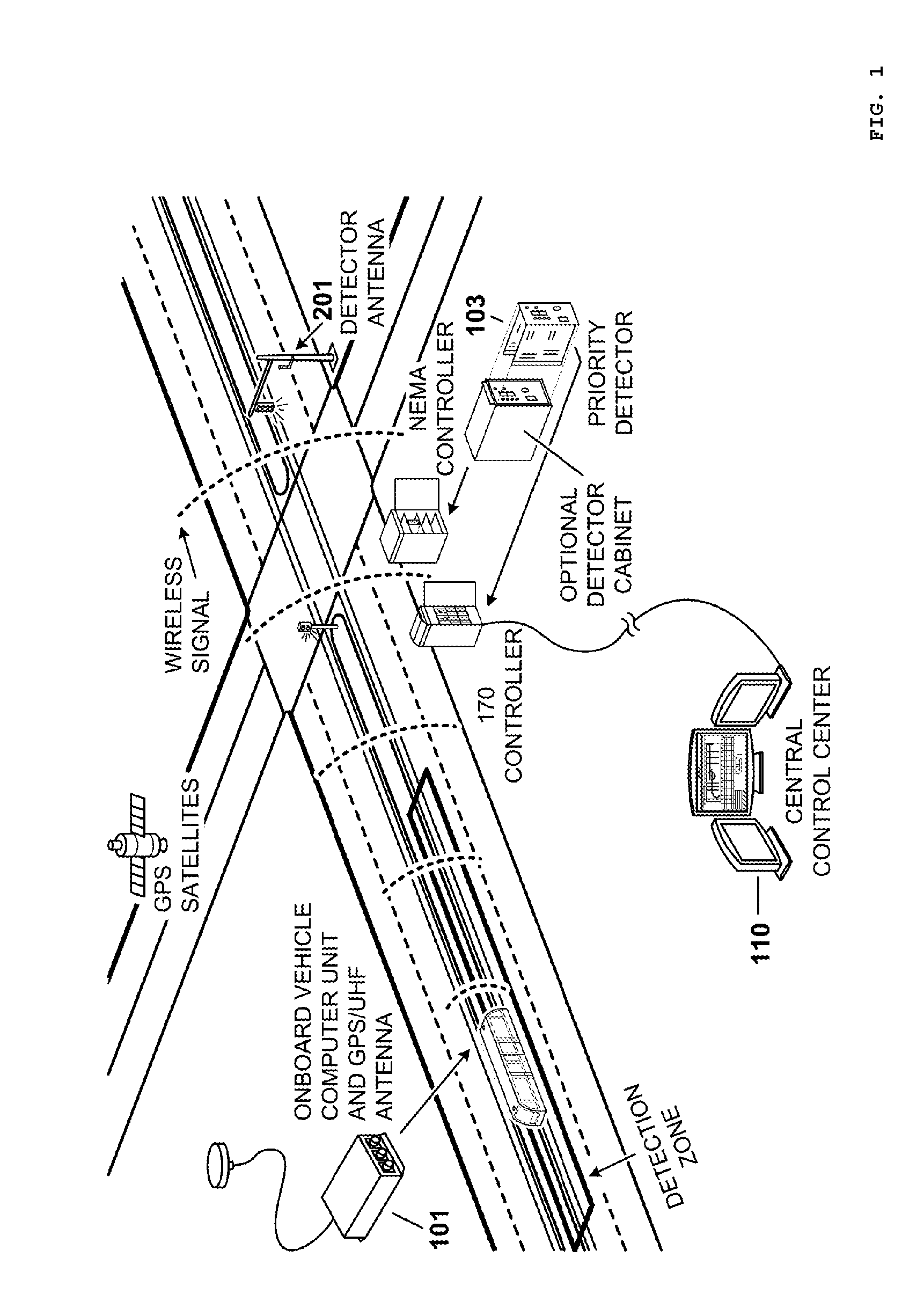 patent us20140291454 - light rail vehicle monitoring and stop bar overrun system