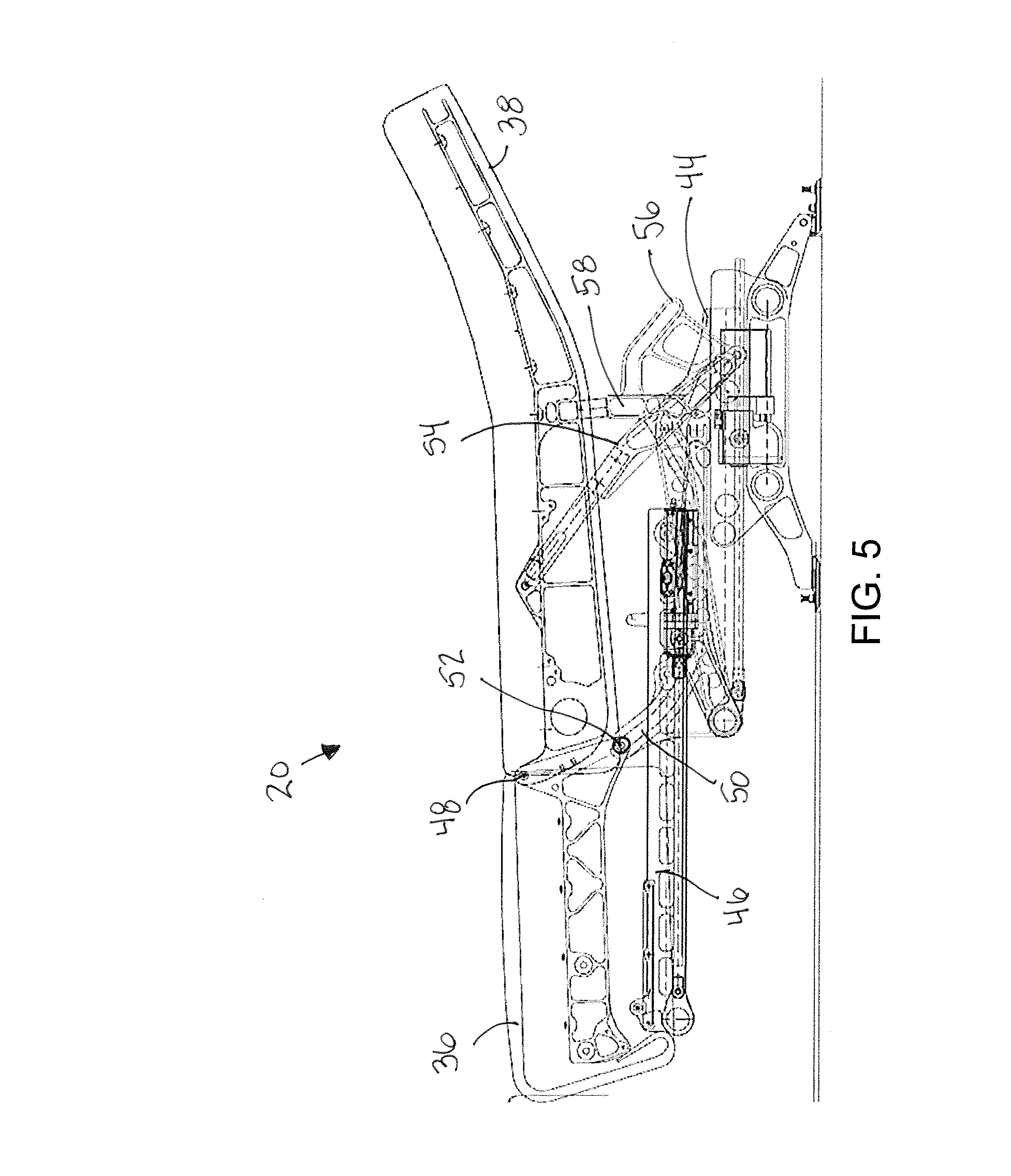Patent US20140300162 - Aircraft seat employing dual