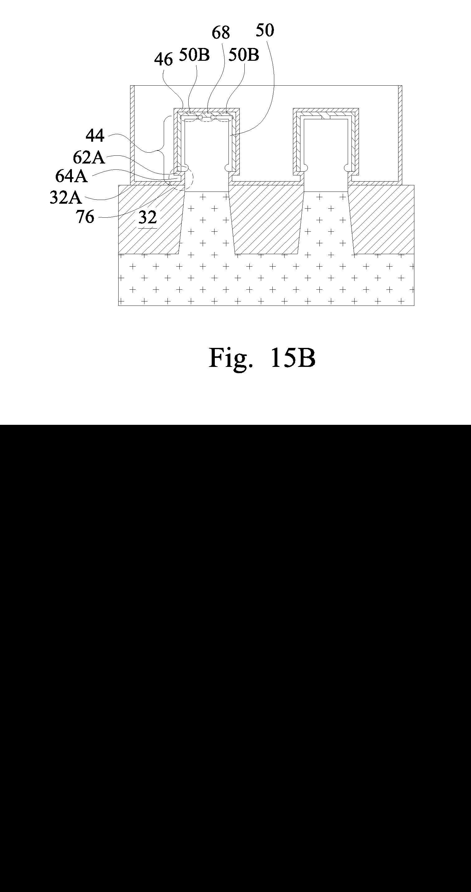 patent us20140319462 buffer layer omega gate google patentsuche patent drawing
