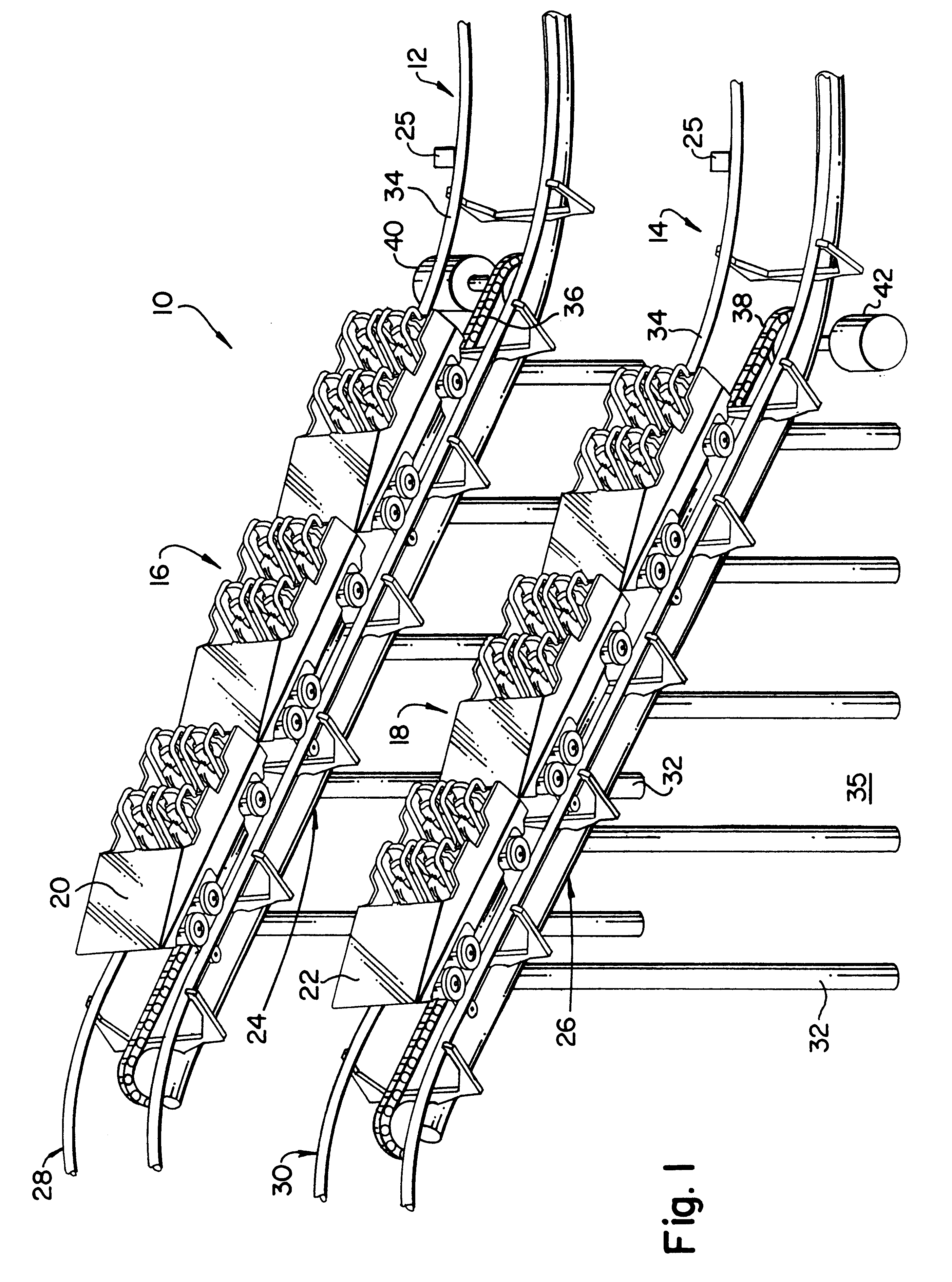 Patent Us6170402 Roller Coaster Control System Google