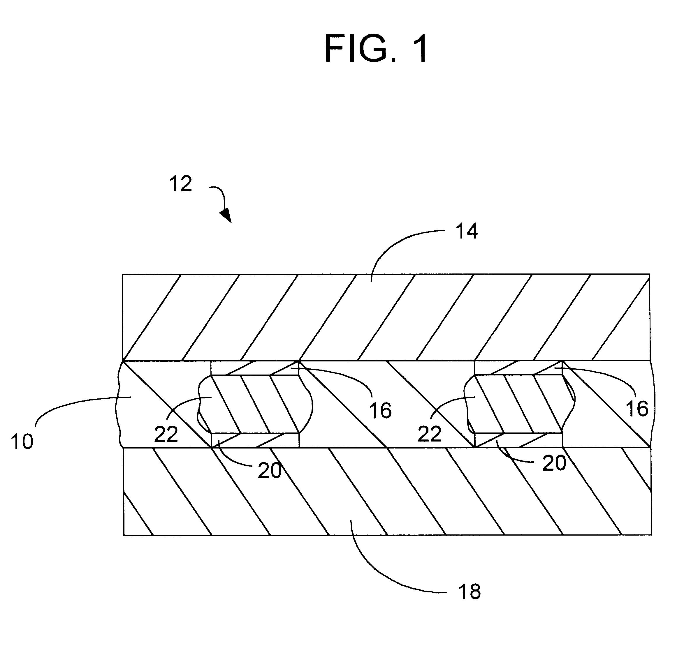 patent us6172141 - reworkable epoxy underfill encapsulants