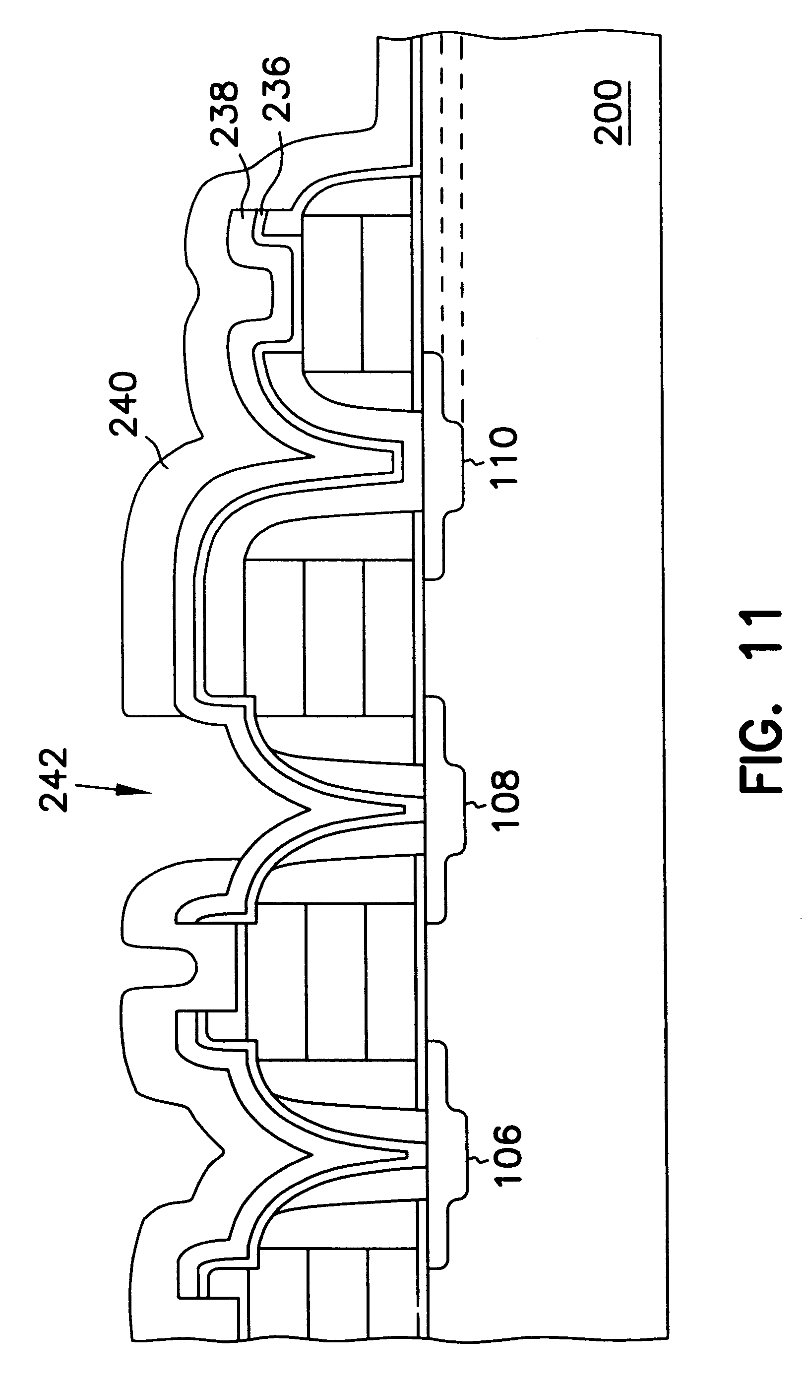patent us6174764 - process for manufacturing integrated circuit sram