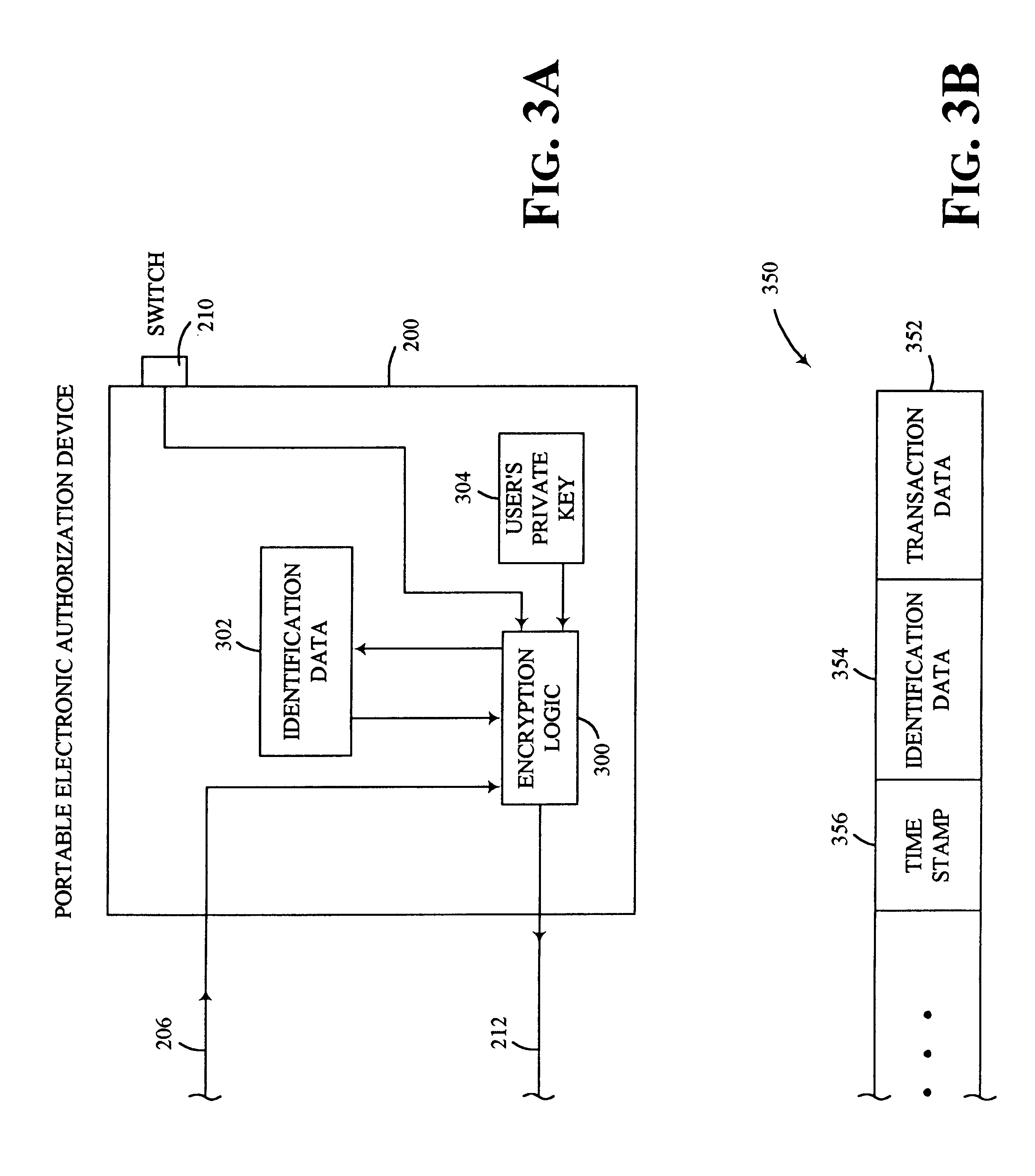 Patent Us6175922 Electronic Transaction Systems And