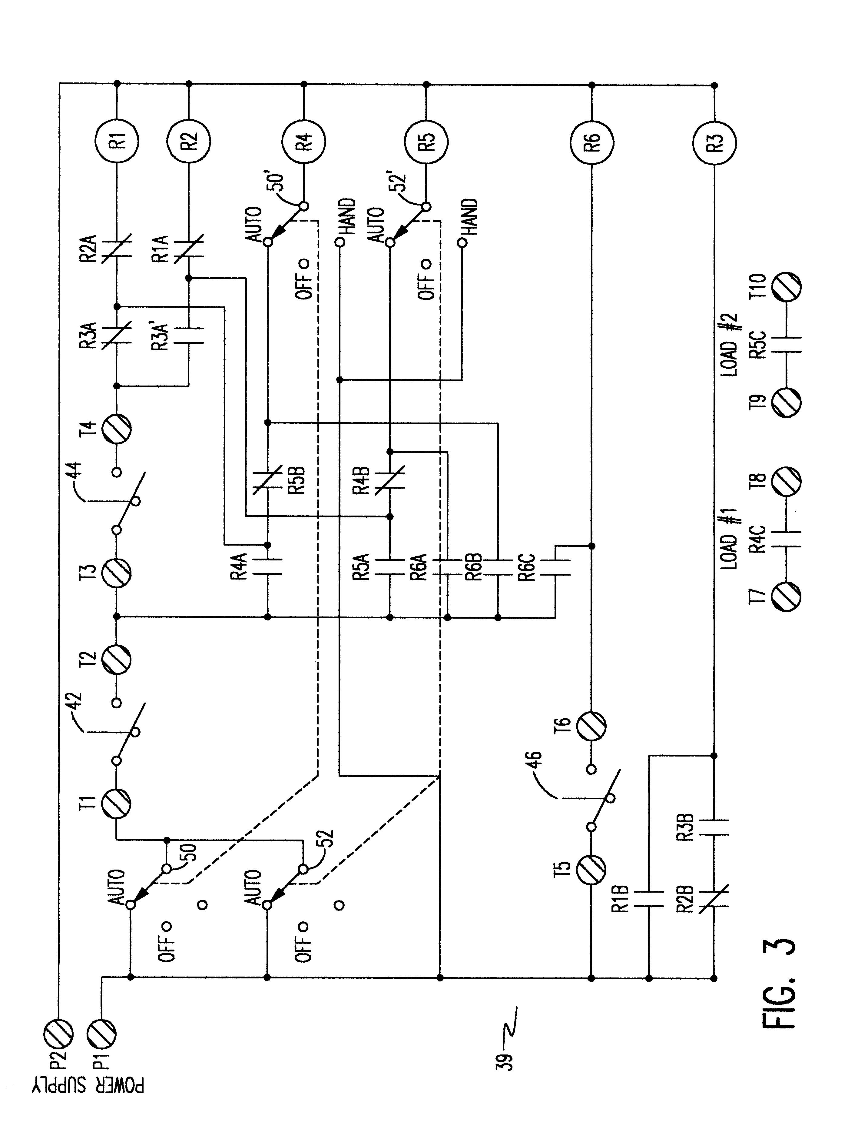 Lead Lag Pump Control Wiring Diagram Automotive Ab Alternating Relay 36 Spdt