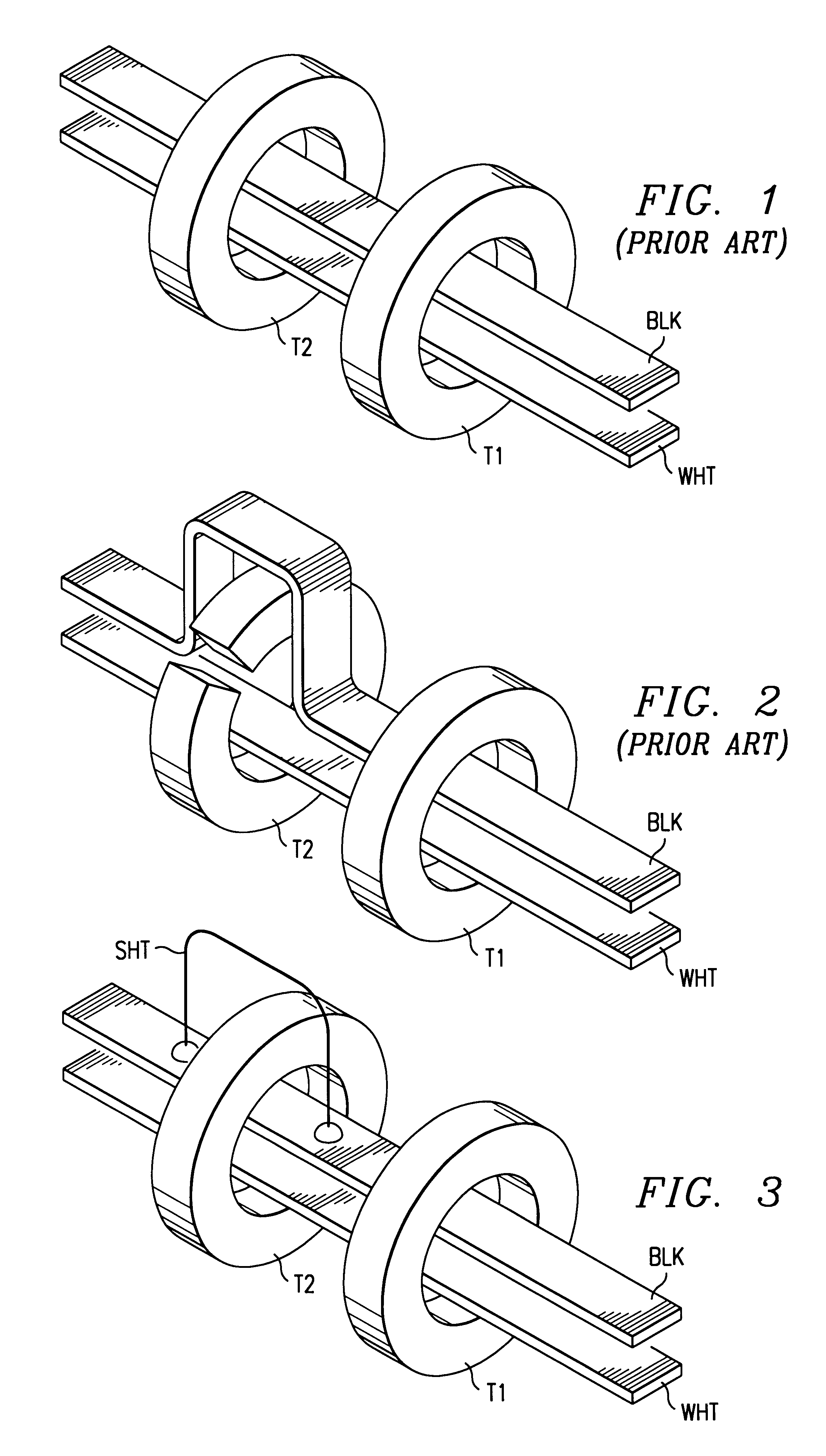 Patent Us6191589 Test Circuit For An Afci Gfci Circuit