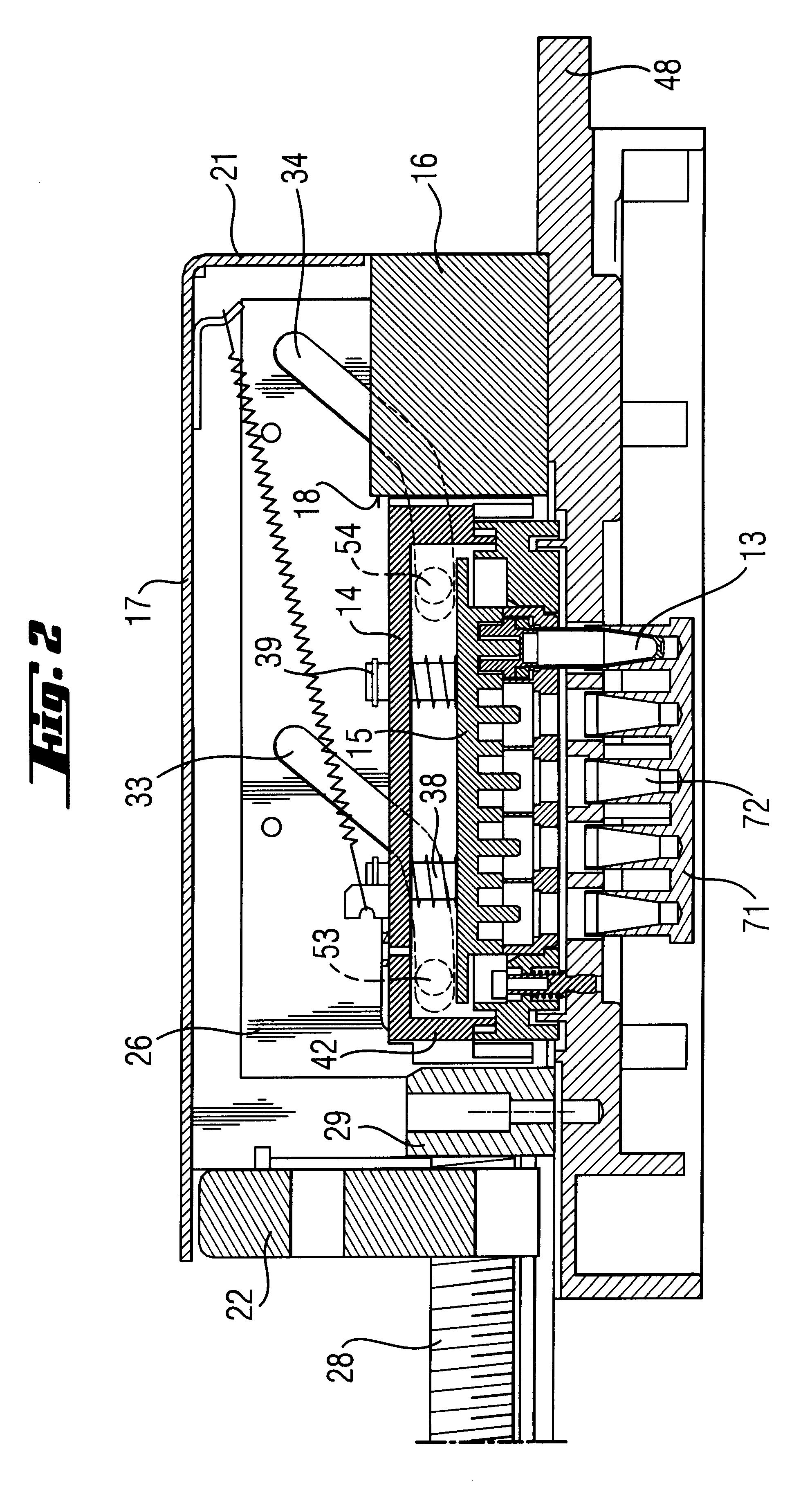 براءة الاختراع US6197572 - Thermal cycler having an