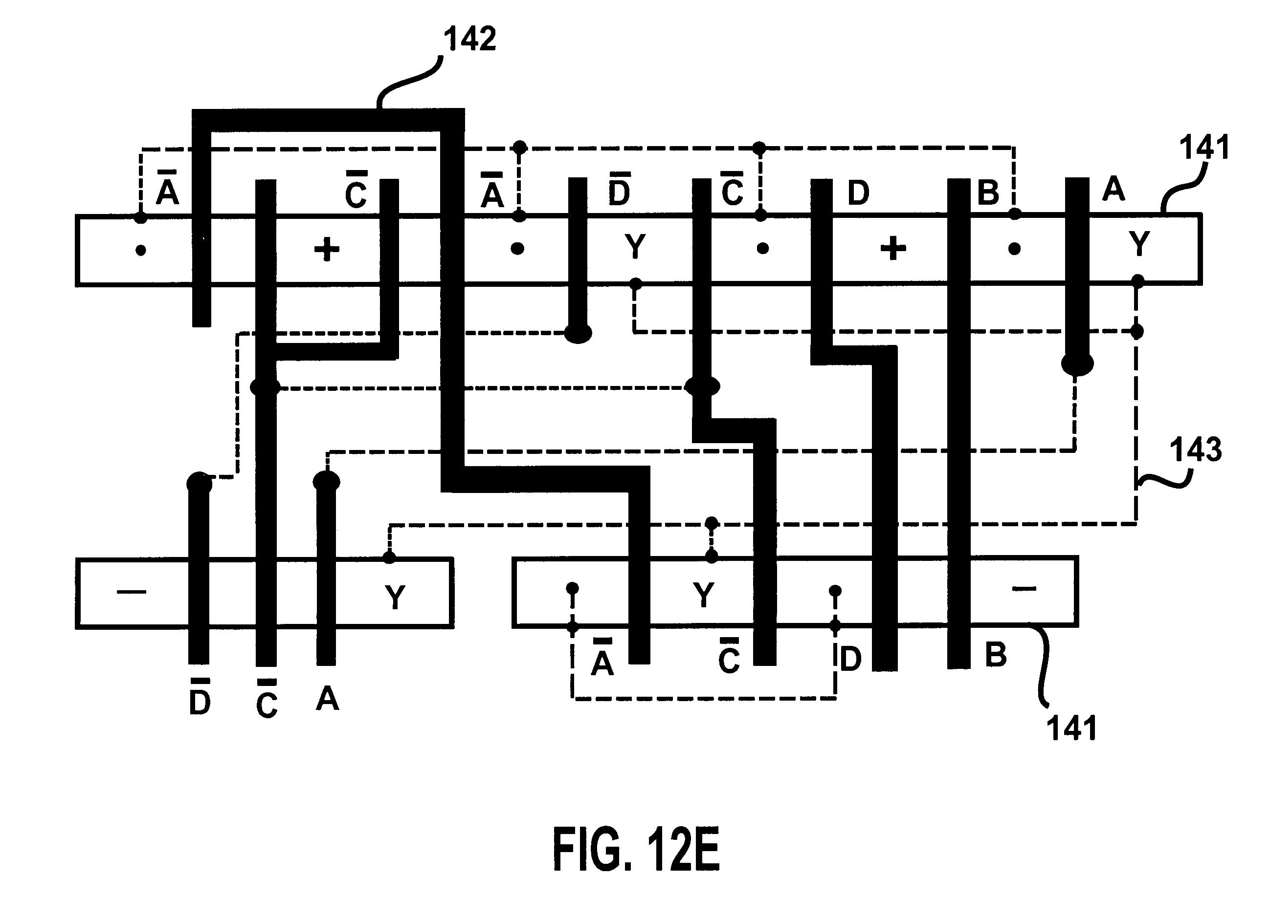 patent us6198324 - flip flops