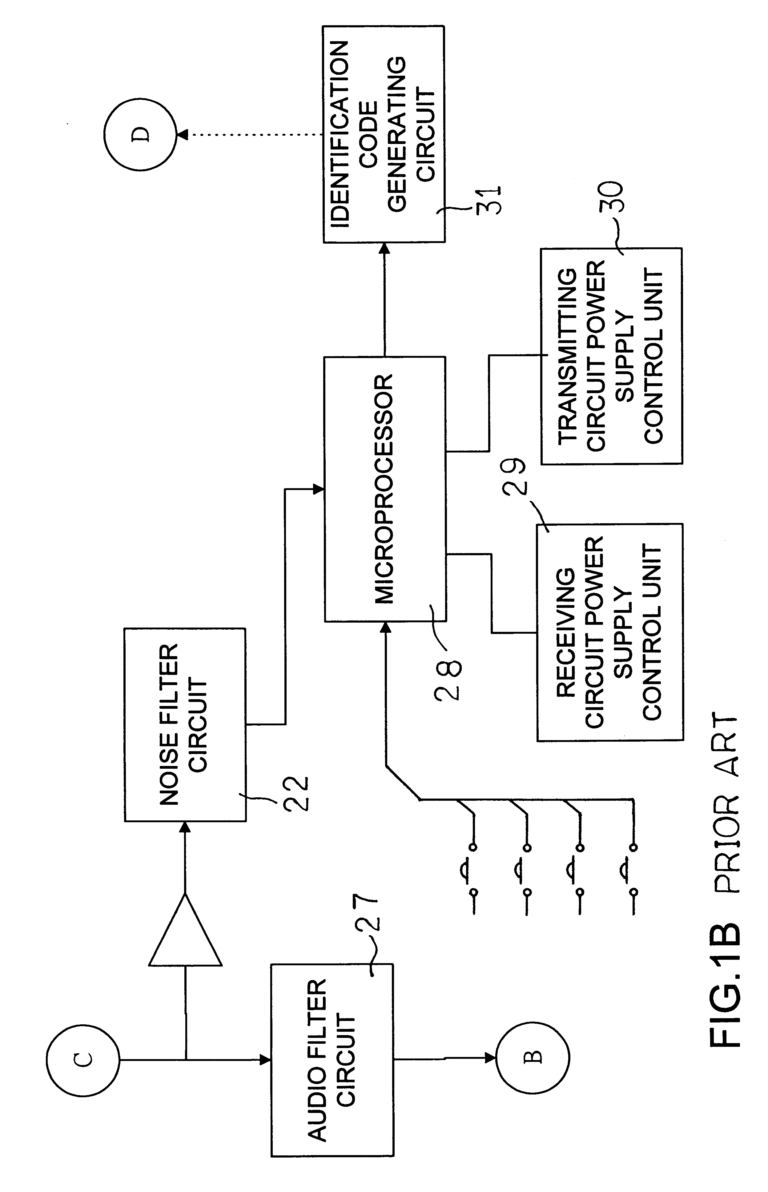 Patent Us6202050 Without Losing Words Of Voice Activate Noise Filter Circuit Drawing