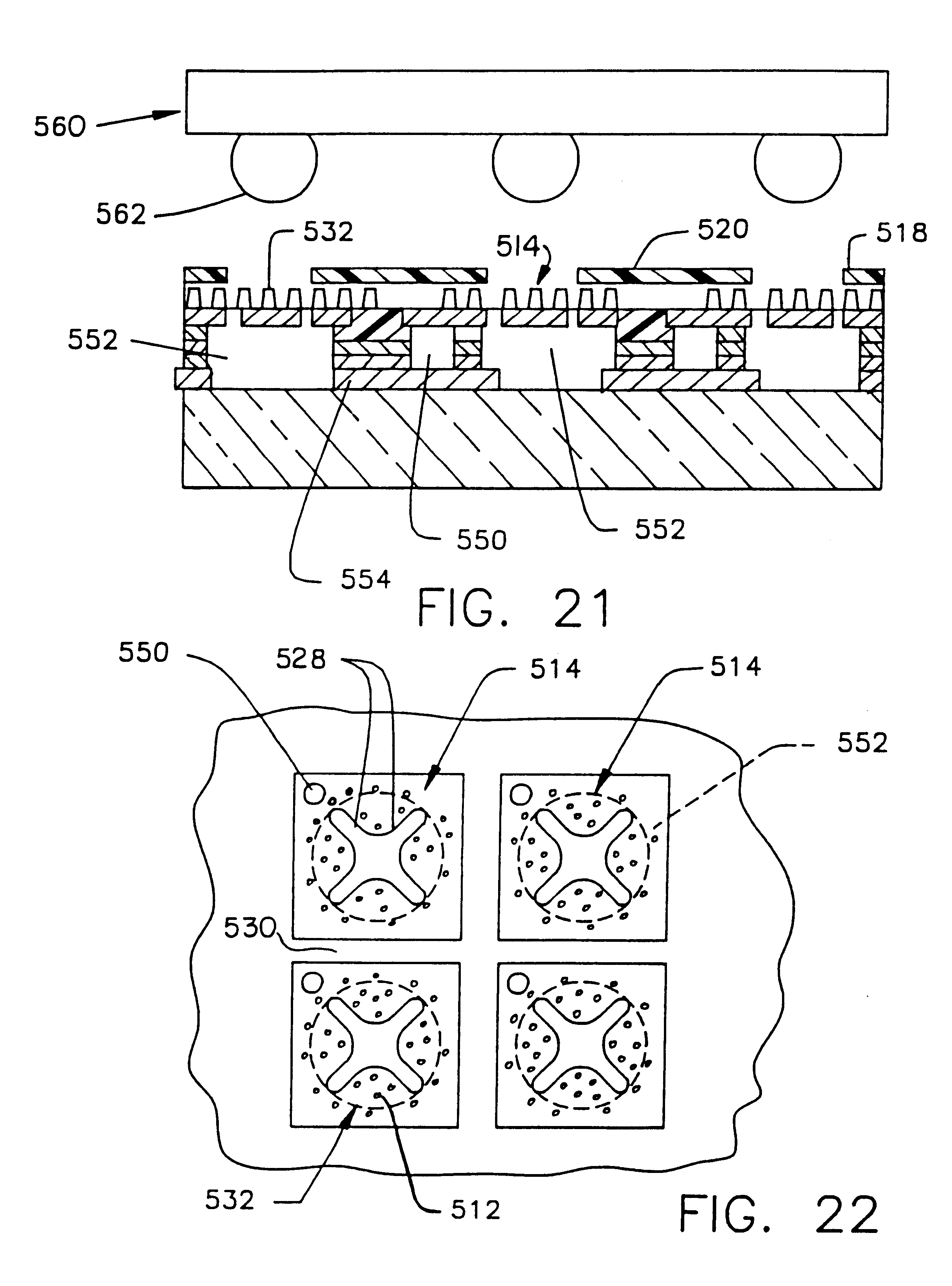 patente us6205660 - method of making an electronic contact
