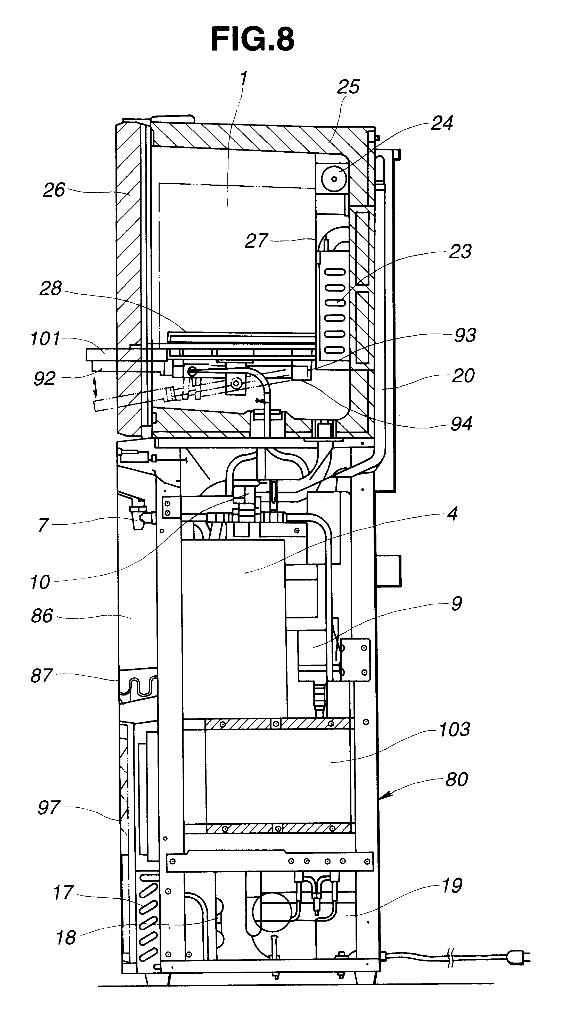 Patent Us6207046 Drinking Water Dispenser Google Patents