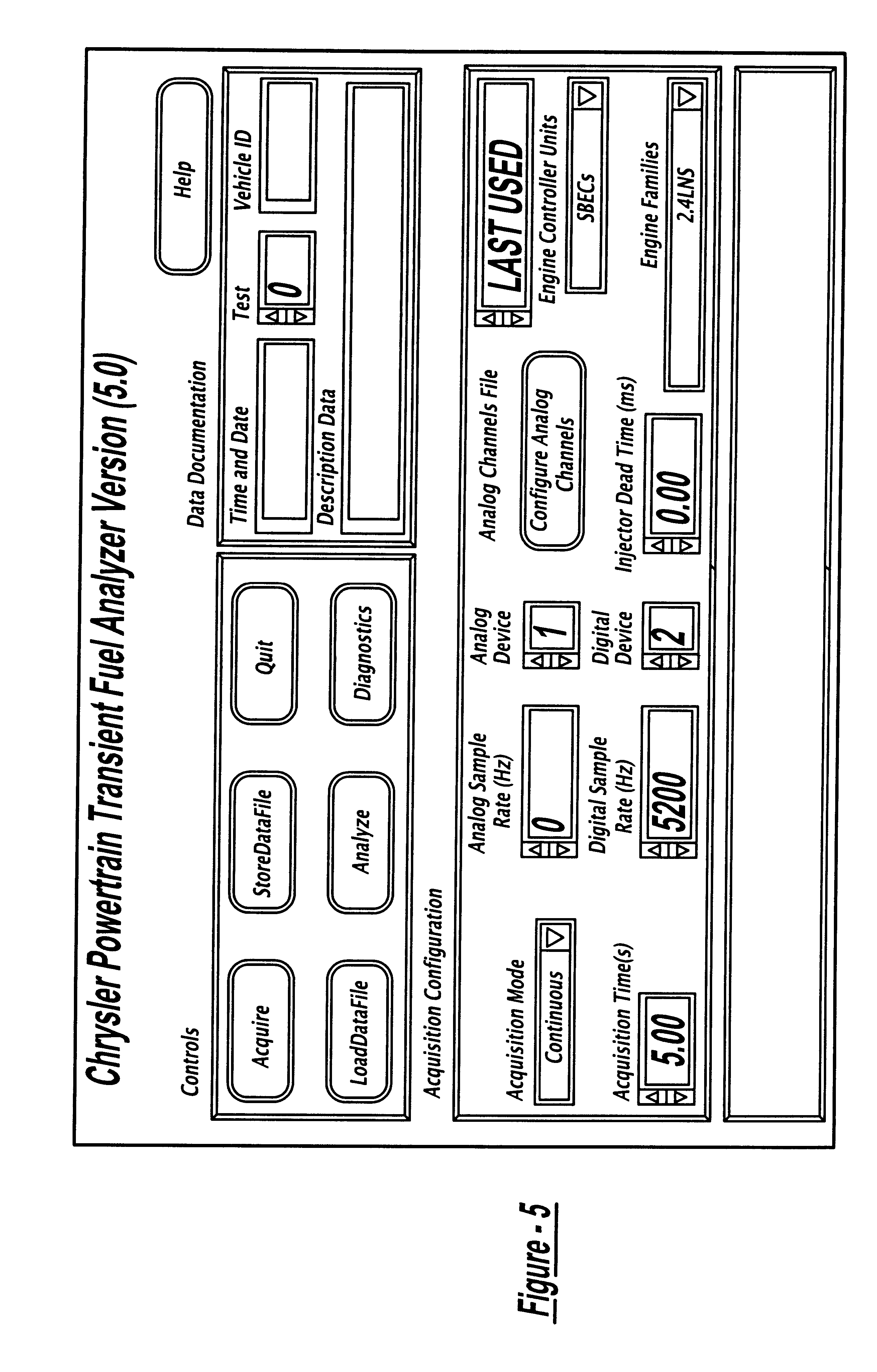 Automotive Data Acquisition System : Patent us vehicle data acquisition and analysis