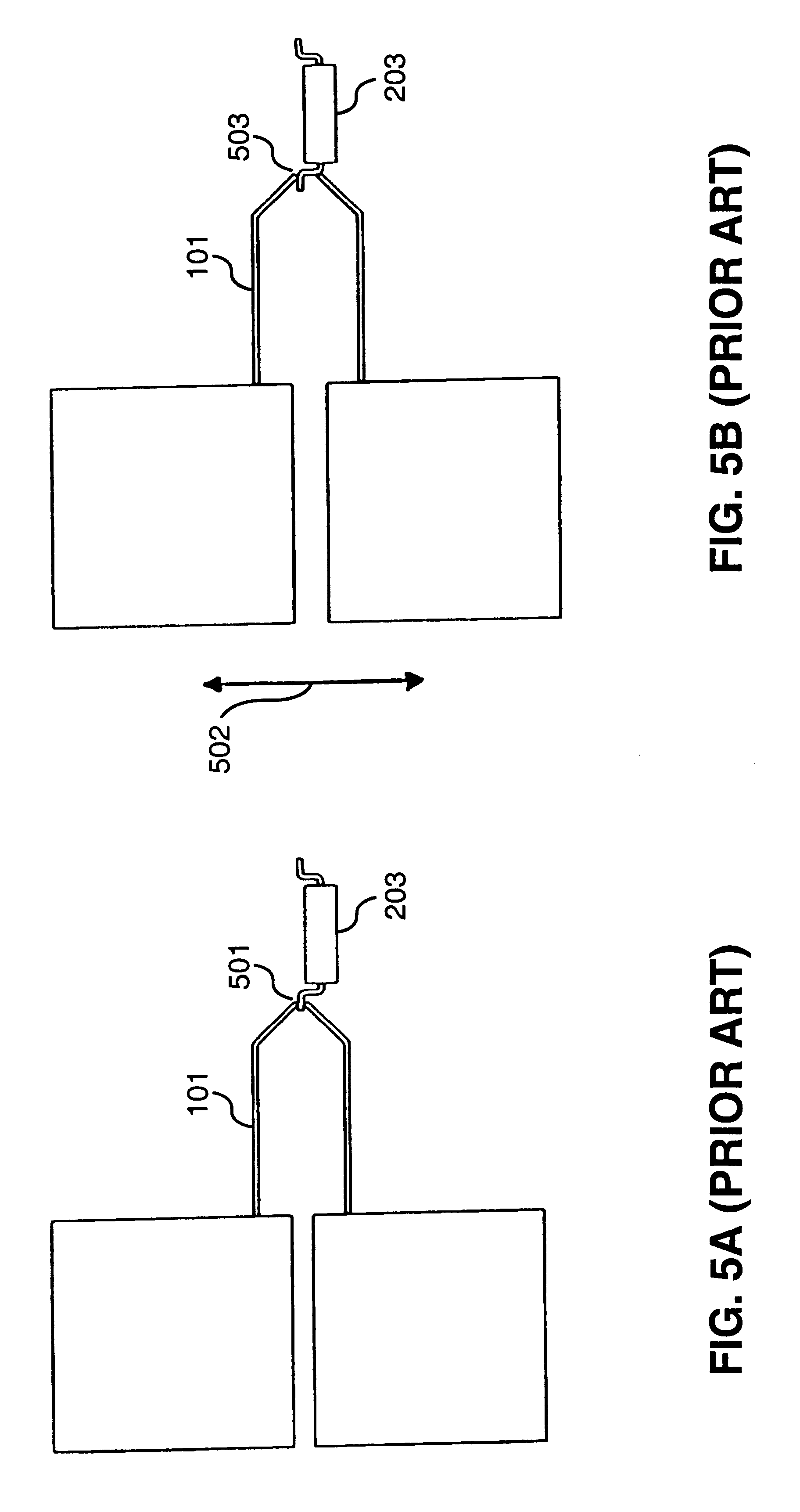 patent us6211687 - connector contact fingers for testing integrated circuit packages