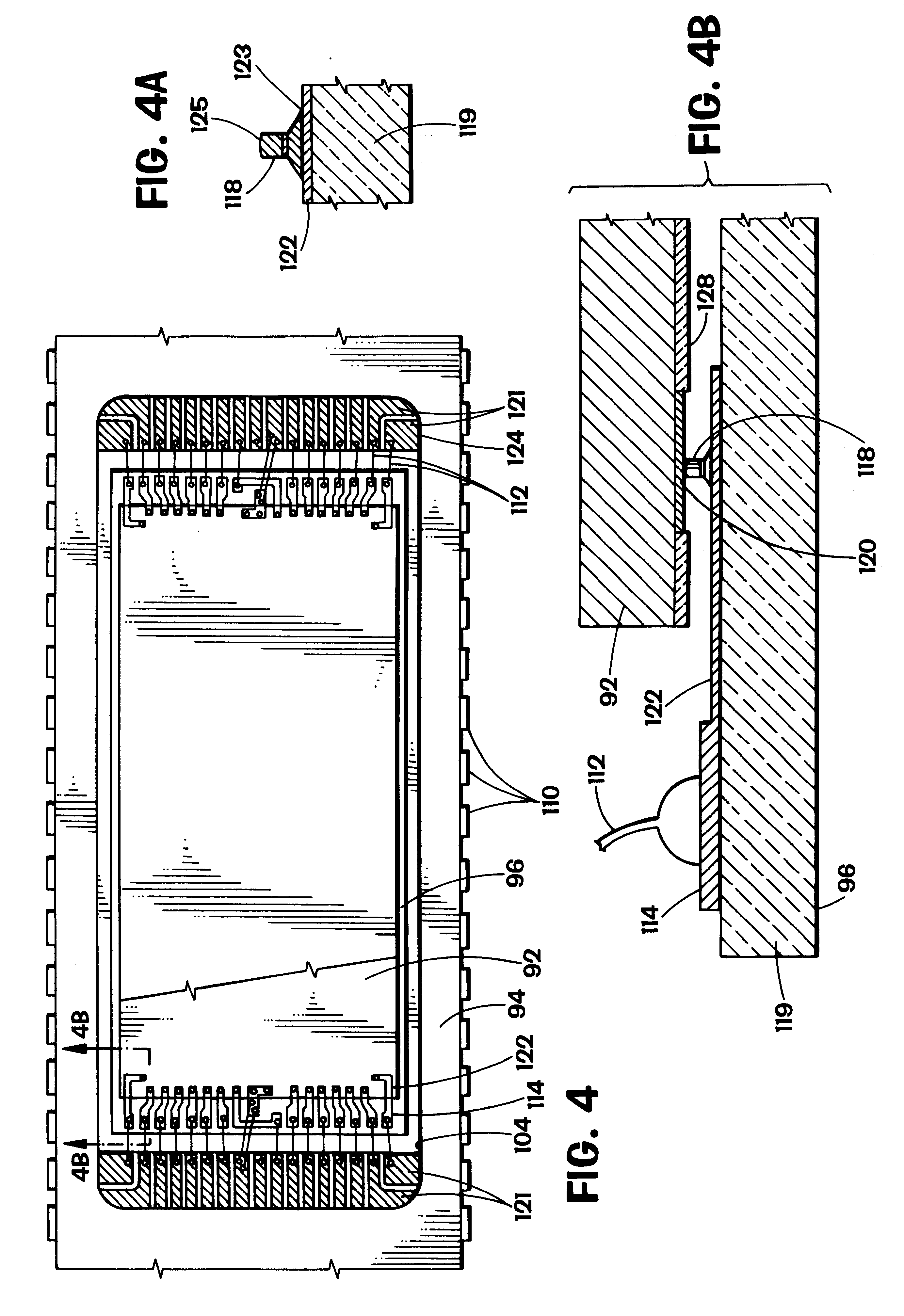 patent us6219908 - method and apparatus for manufacturing known good semiconductor die