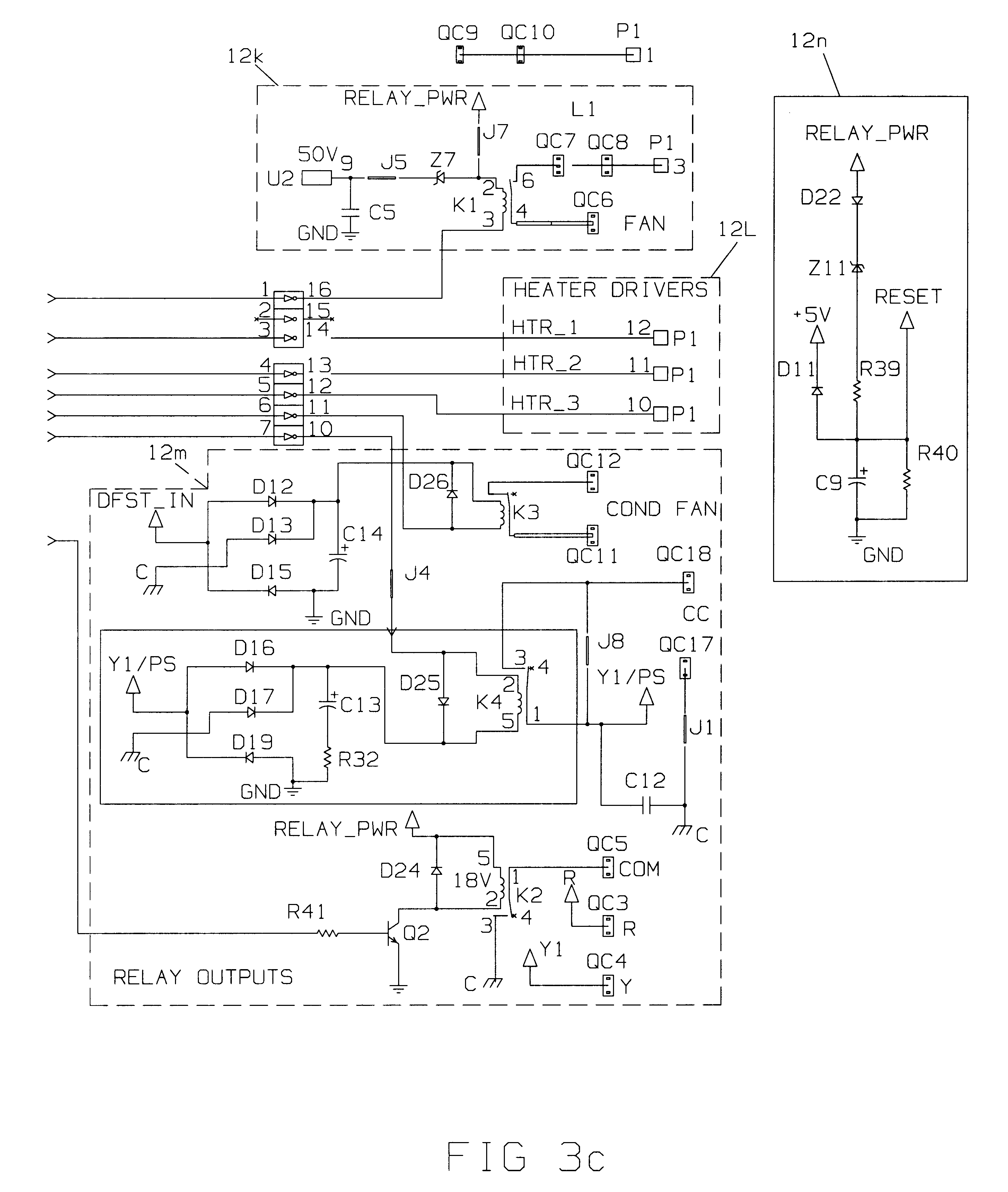 patent us apparatus and method for control of a heat pump patent drawing