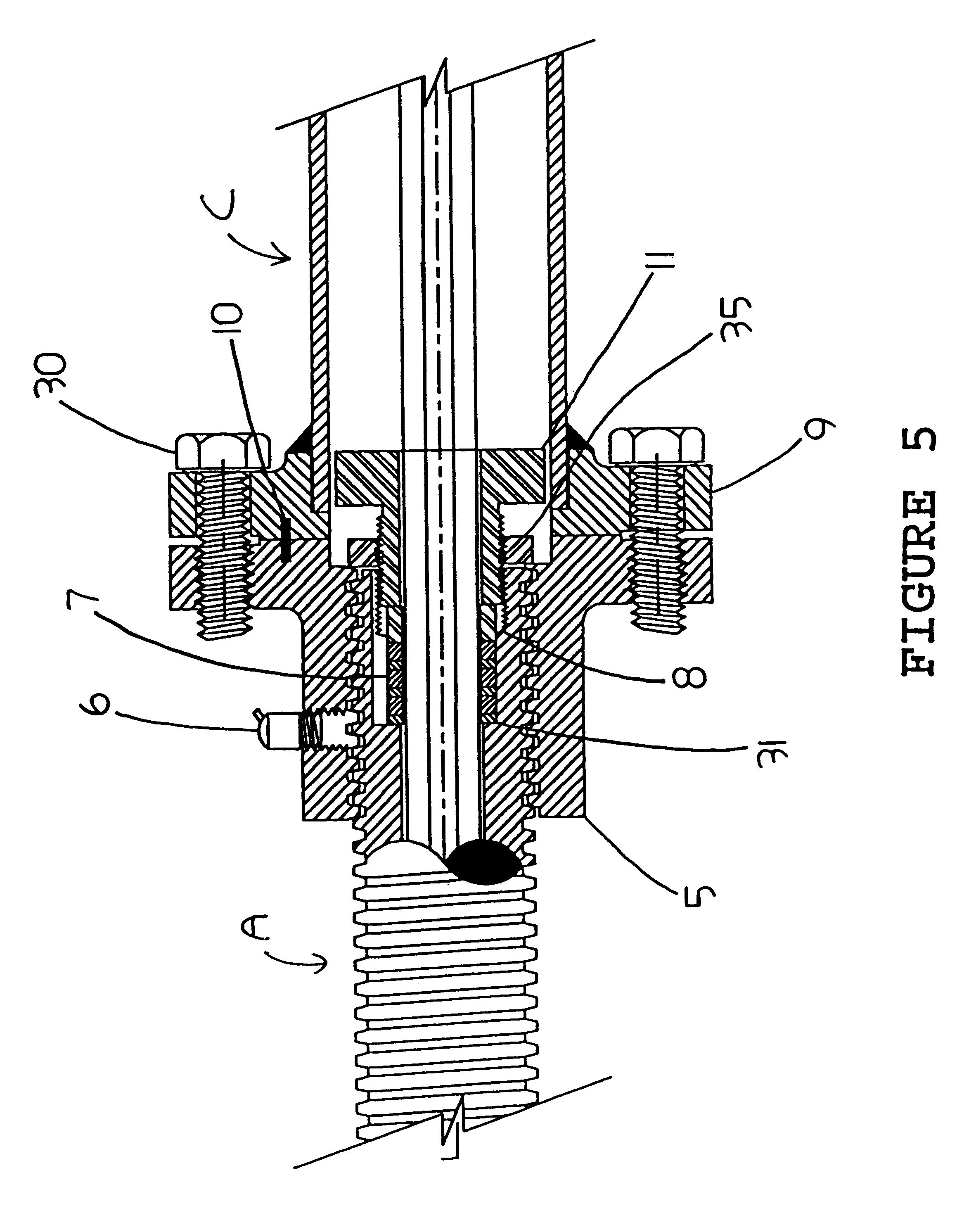 Patent us retractable thermowell google patents