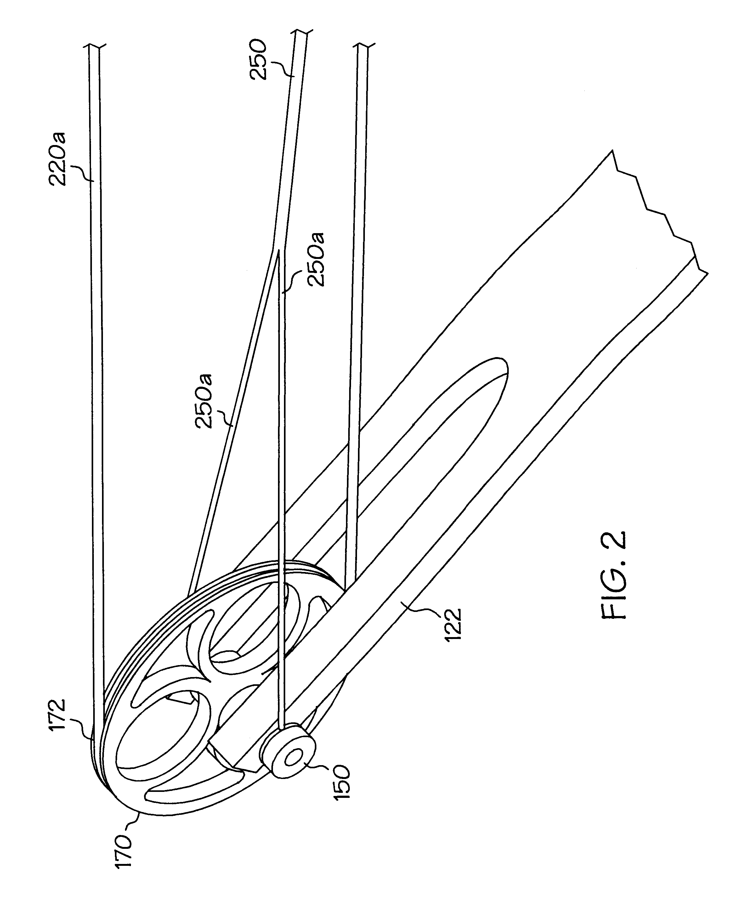 Patent US6237582 - Archery bow with bow string coplanar with the ...