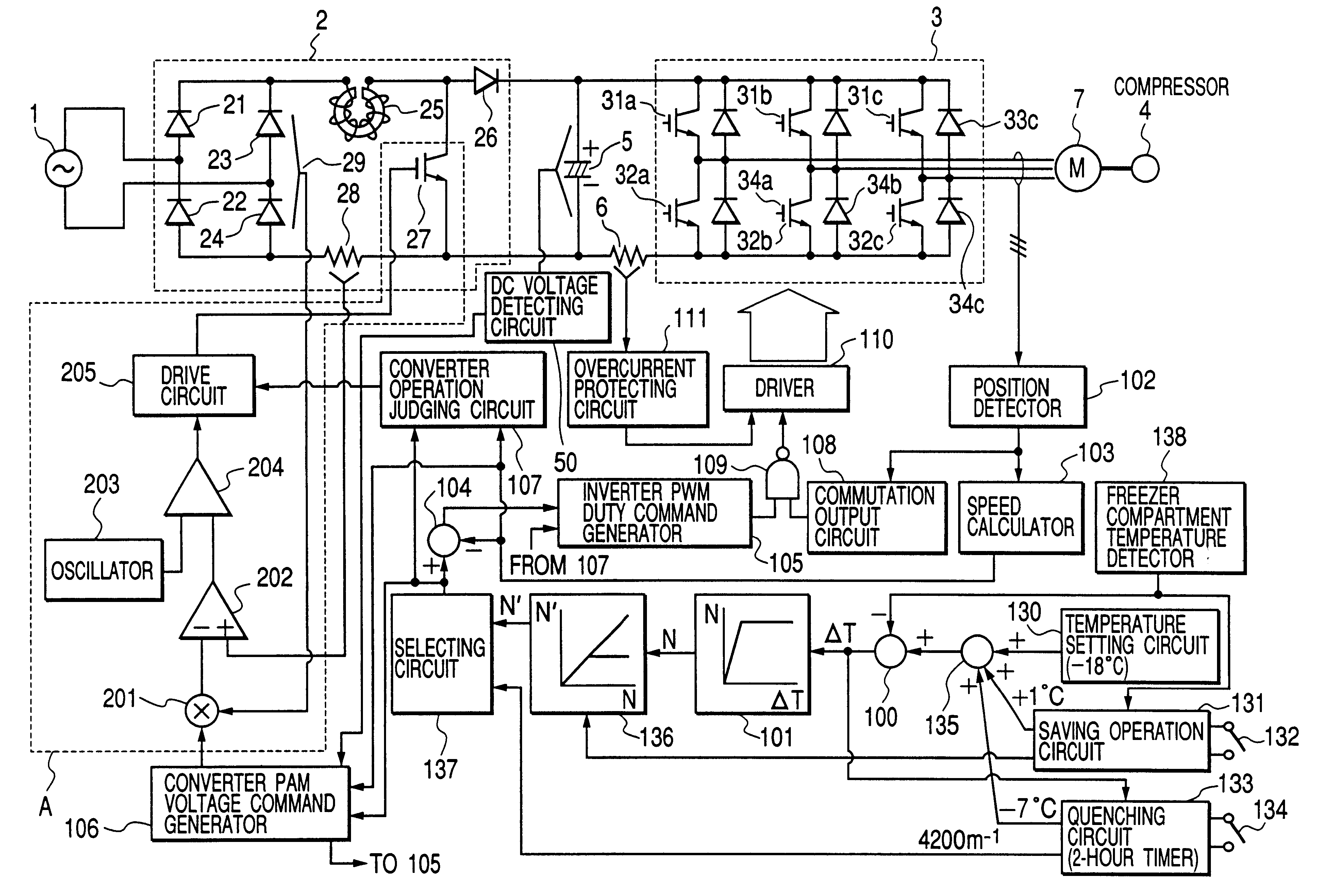 Patent us5262704 protection circuit in john deere 825i wiring diagram circuit diagram of inverter refrigerator circuit and schematics us06244061 20010612 d00000 circuit diagram of inverter refrigerator asfbconference2016 Images
