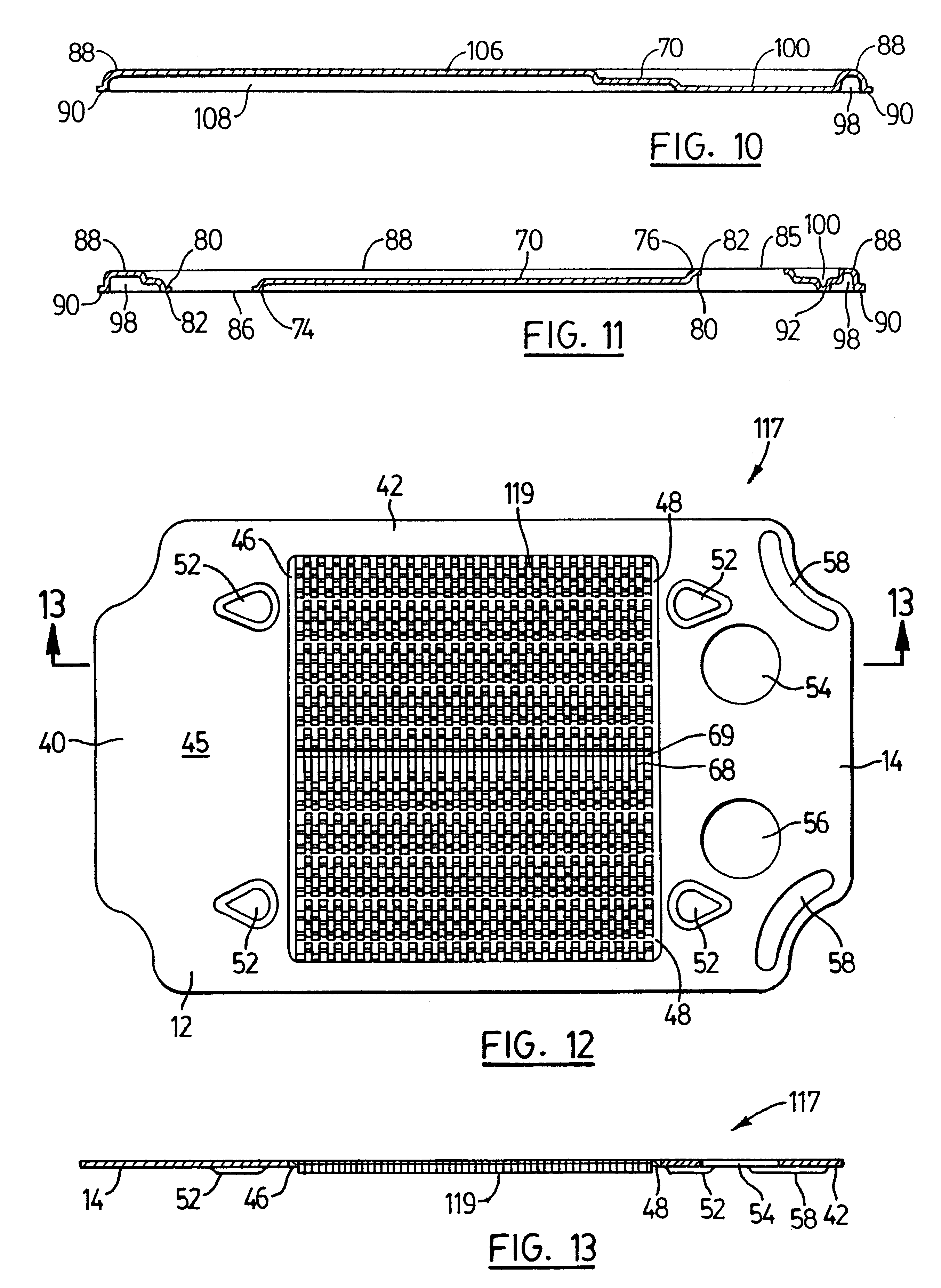 Patent Us6244334 Self Enclosing Heat Exchange With Shim Plate Google Patentsuche