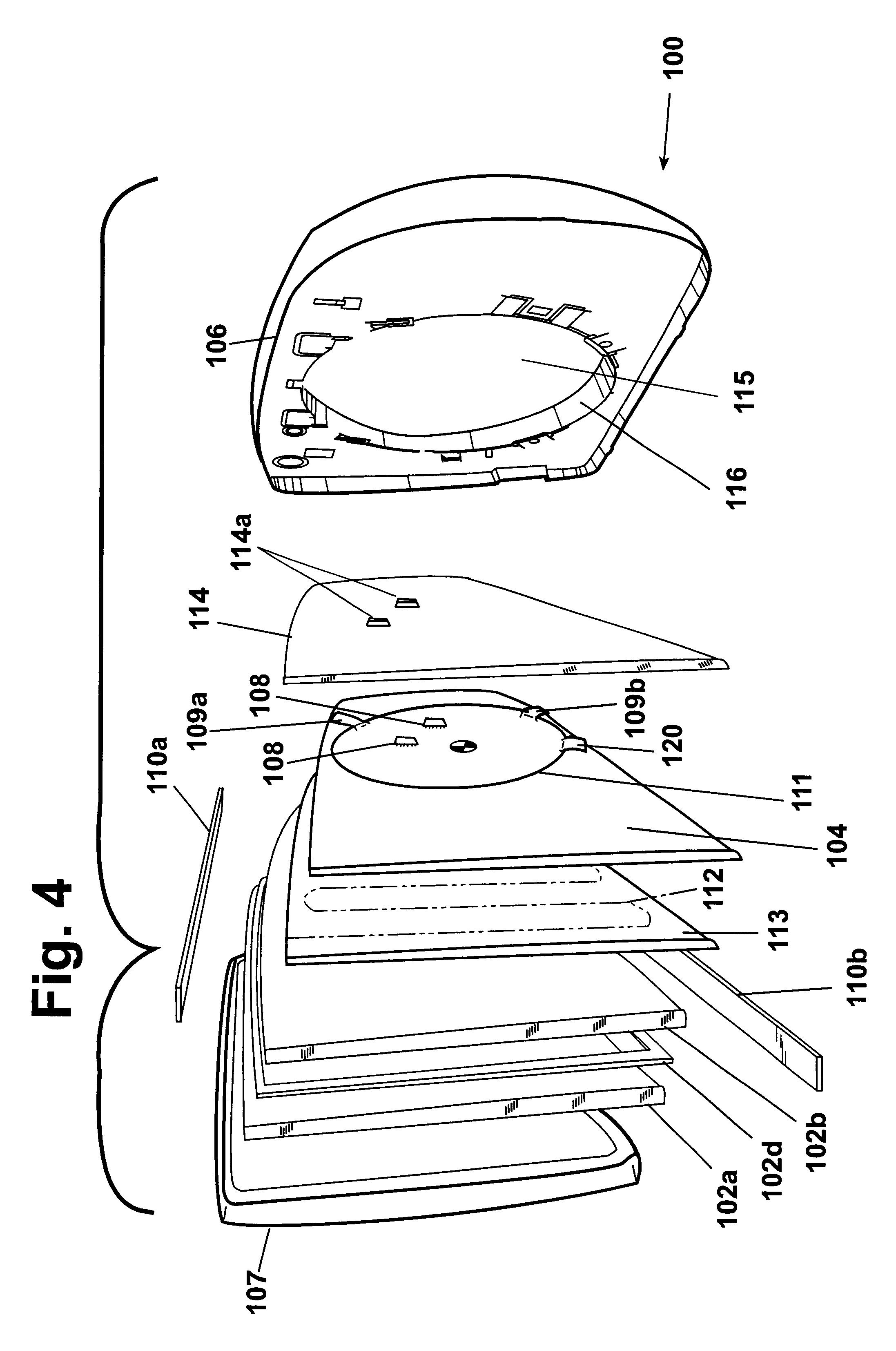 patent us6244716
