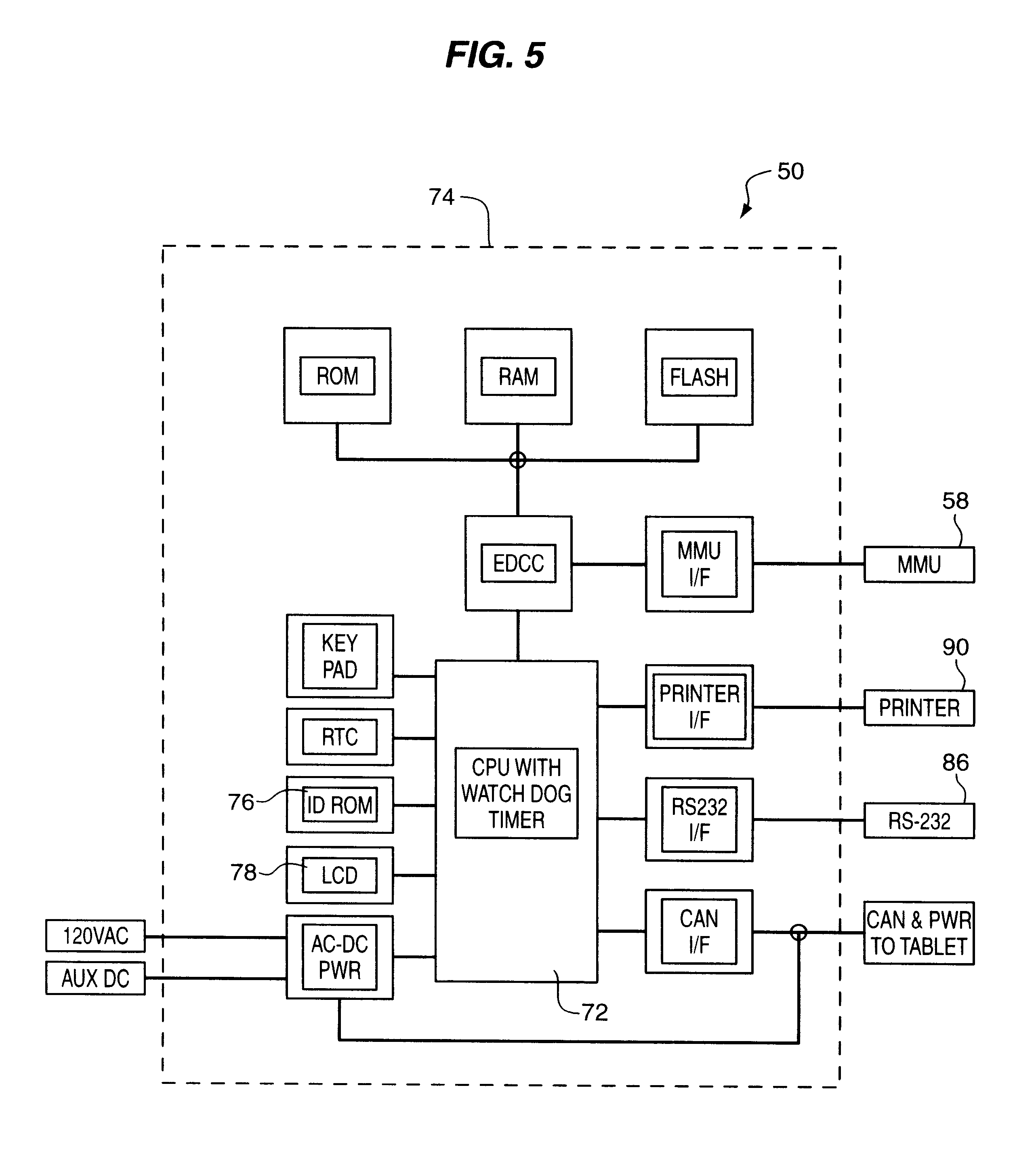 patent us6250548 - electronic voting system