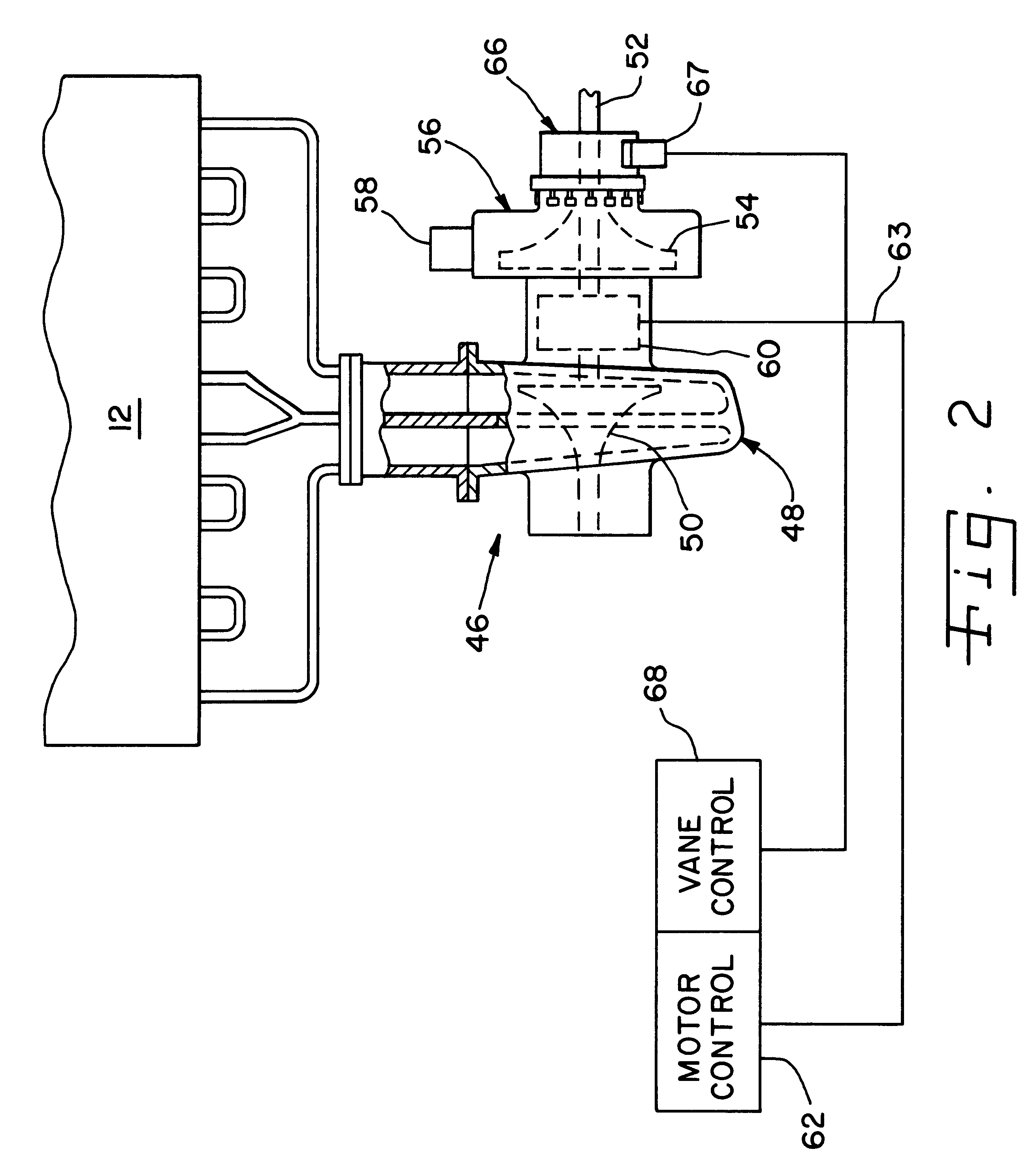Electric Turbocharger Patents: Motor-assisted Variable Geometry