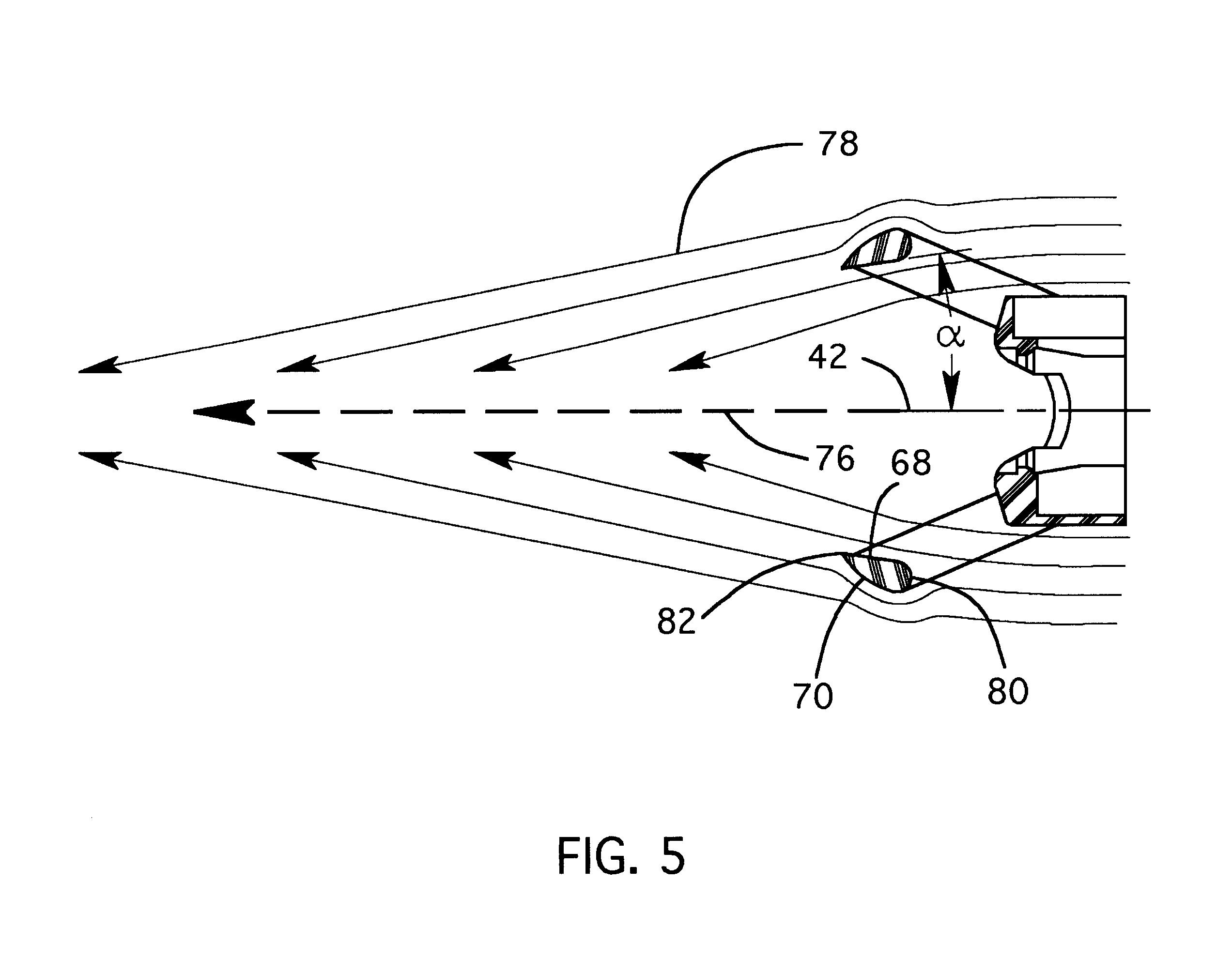 Patent us airless reversible spray tip google
