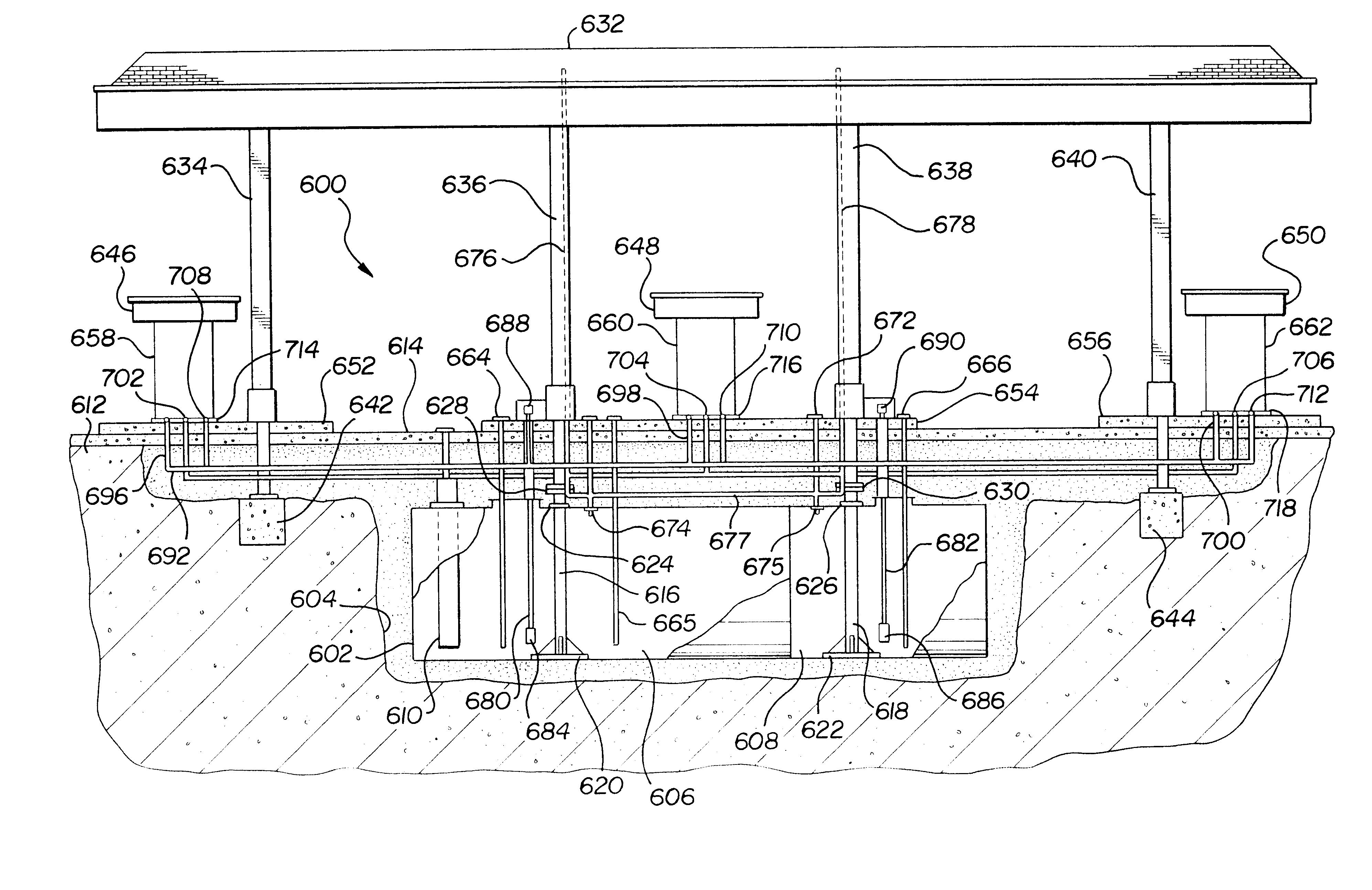 Patent Us6270285 Integrated Underground Storage