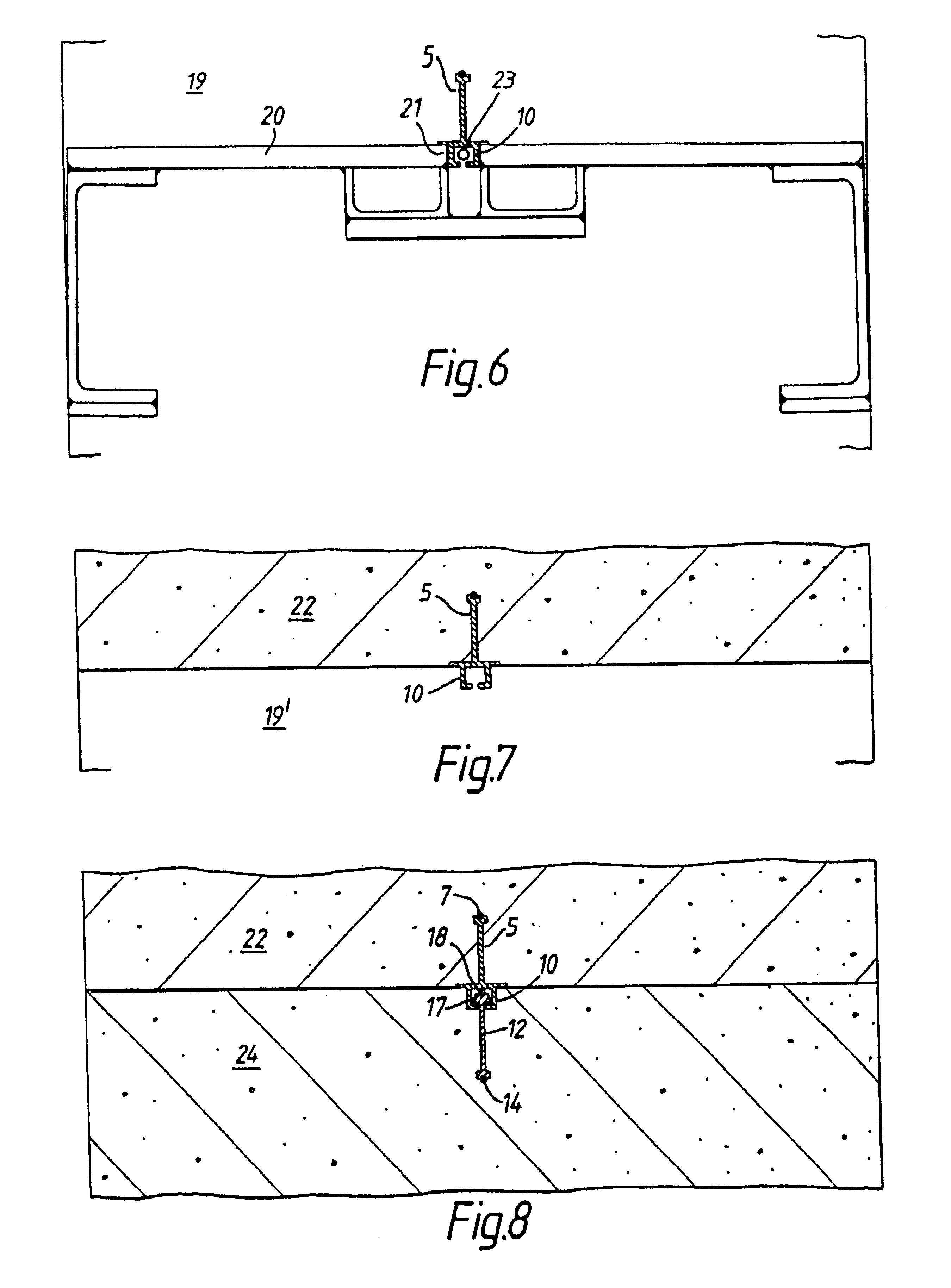 Patent US6276106 - Hydrophilic waterbar for diaphragm wall ...
