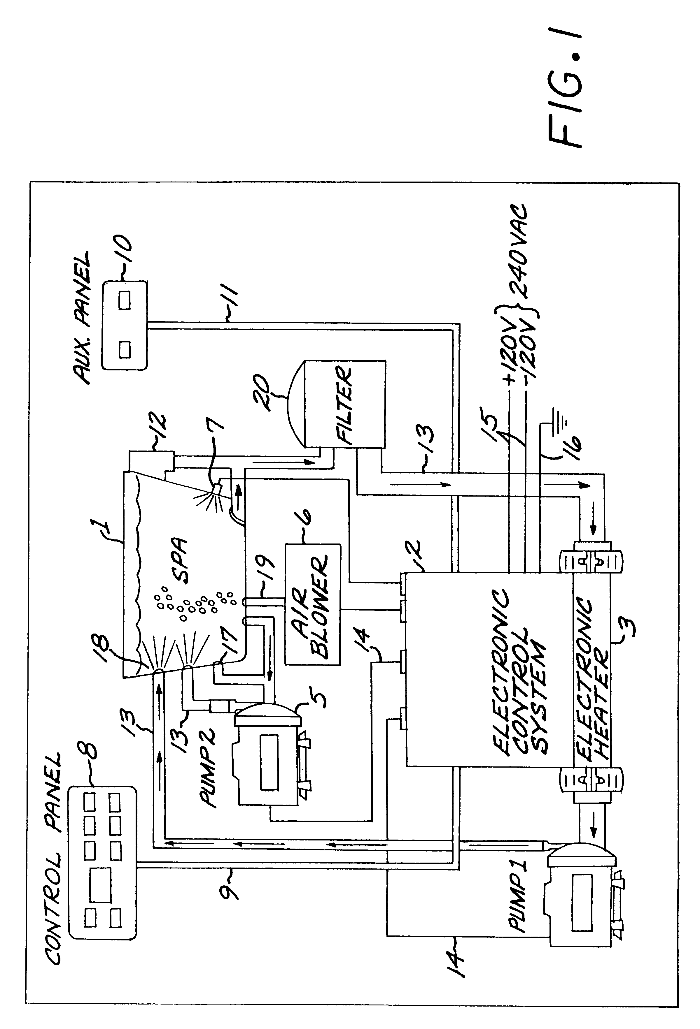Sequoia Hot Tub Wiring Diagram Guide And Troubleshooting Of 220 Softub Third Level Rh 12 9 15 Jacobwinterstein Com