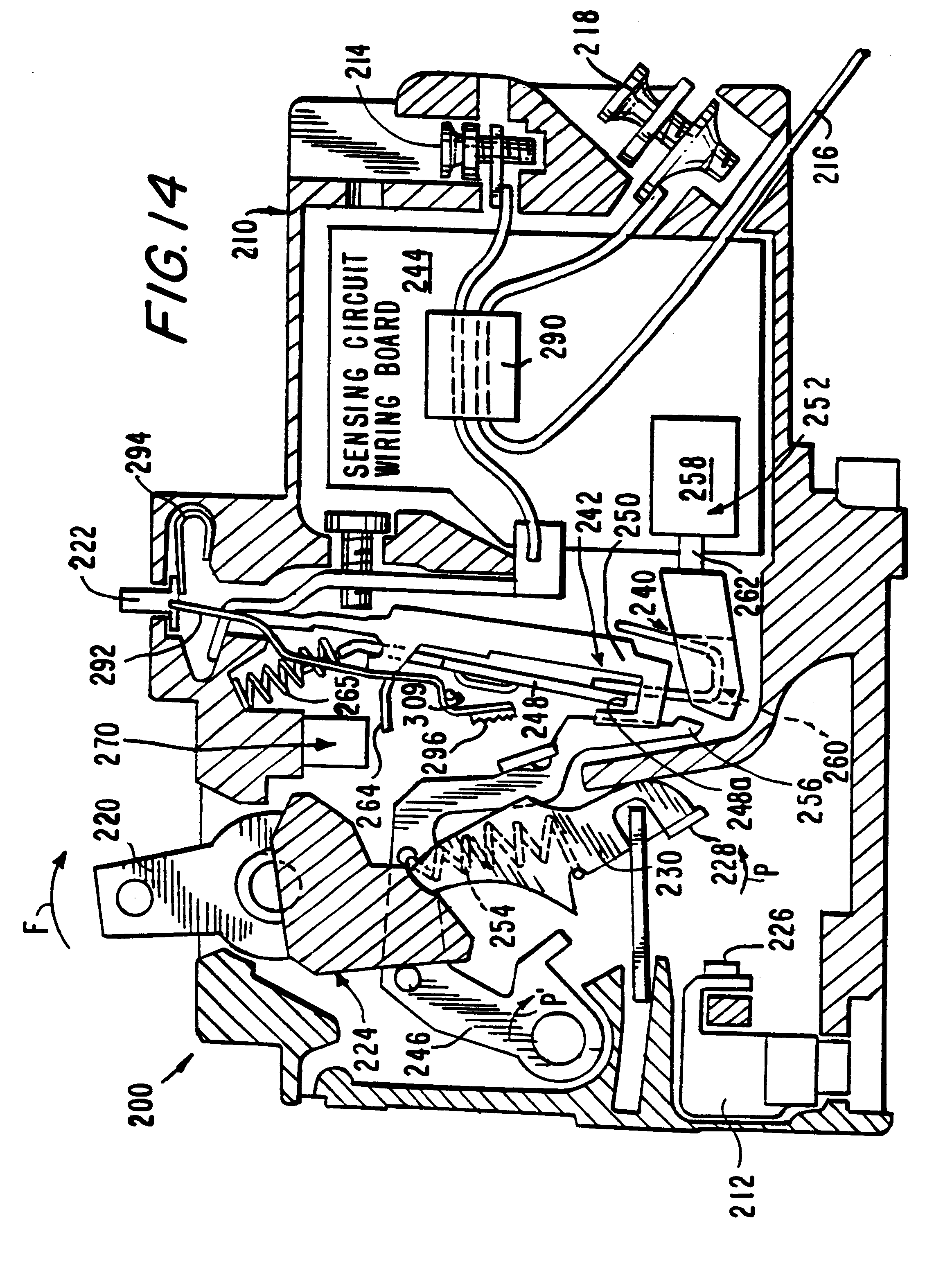 afci gfci wiring diagram wiring diagram database AFCI Wiring for House patent us6288882 circuit breaker with independent trip and reset arc fault receptacle wiring afci gfci wiring diagram