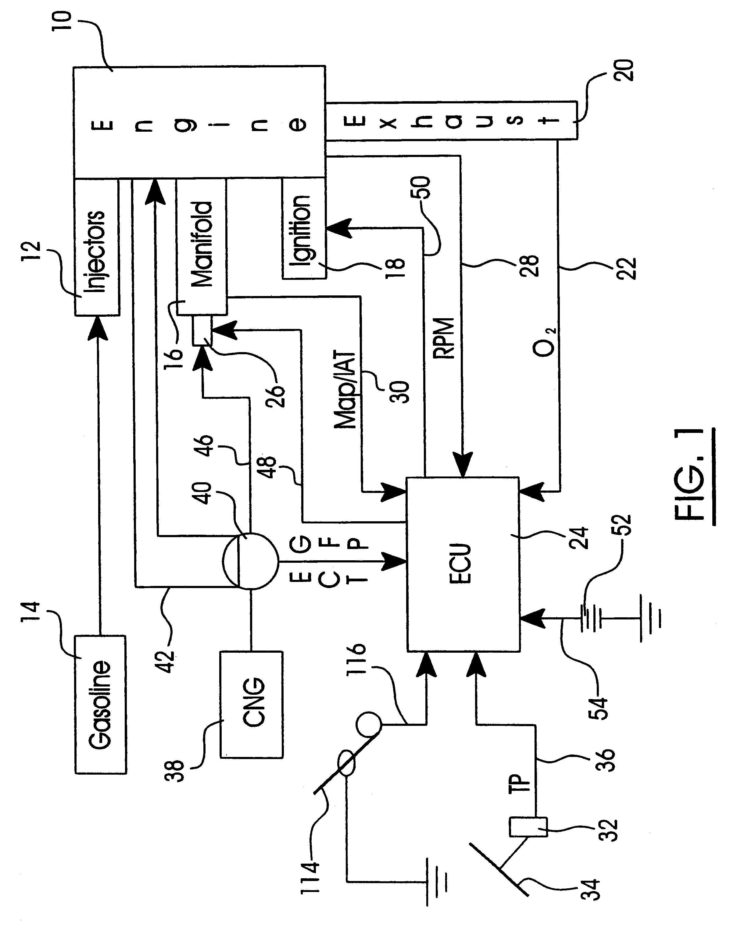 Patent Us6289881 Conversion System With Electronic