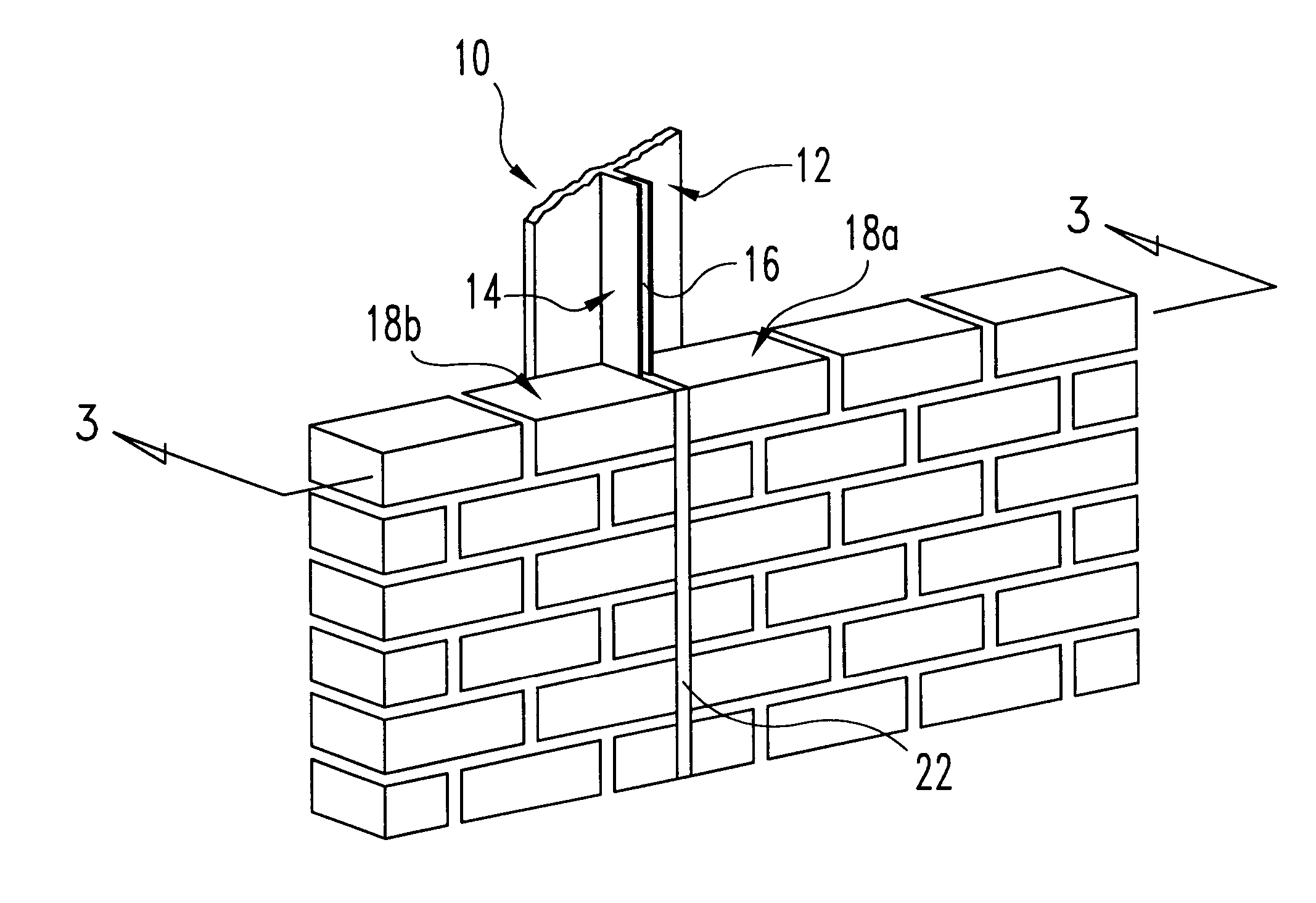 Default likewise Conceptual Wall Section Brick Block Cavity Wall in addition Green Wall together with AE 95 additionally US6293071. on cmu details