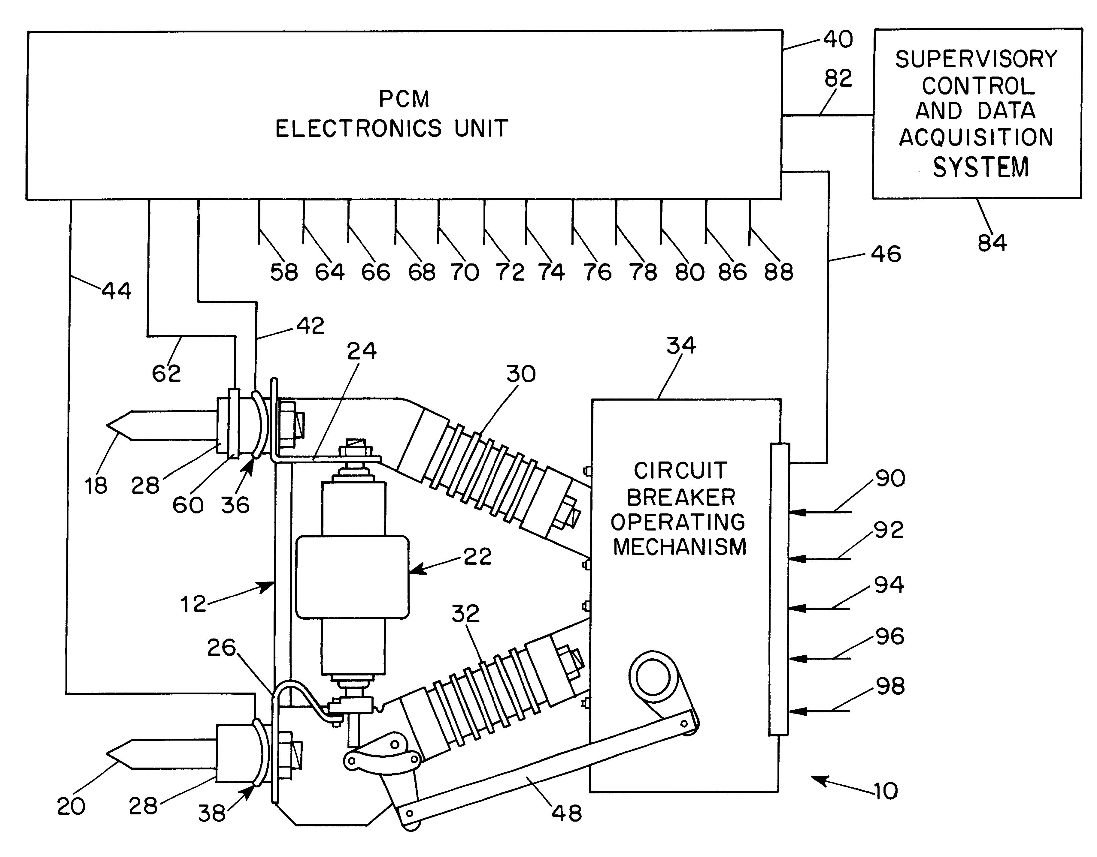 Patent Us6295190 Circuit Breaker Arrangement With