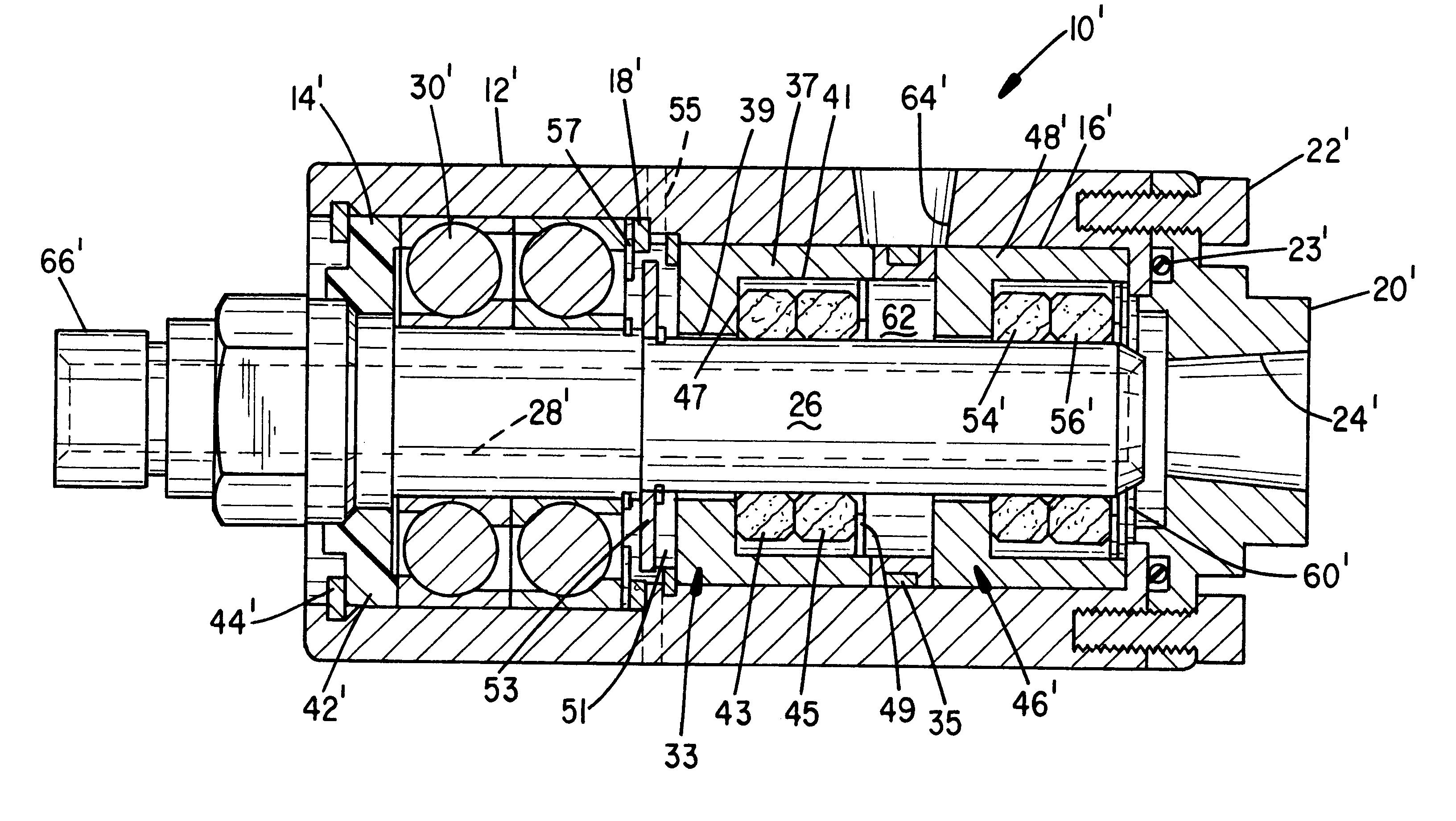 Patent Us6308734 Dry Running Coolant Union Google Patents