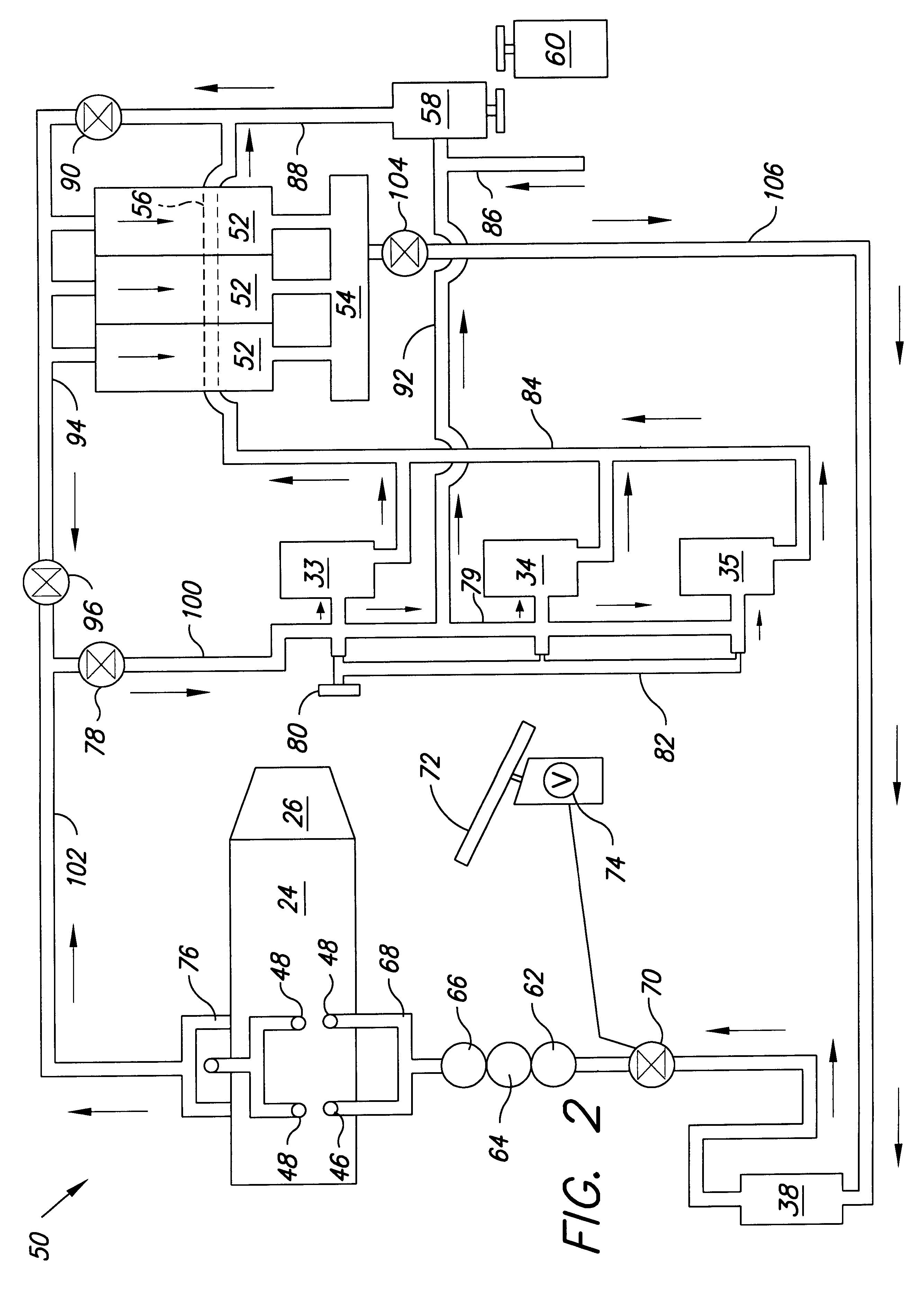 Pictures Of Compressed Air Drawing Compressor Wiring Diagram Makita Mac2400 Hitachi Ec12 Patent Us6311797 Self Contained System