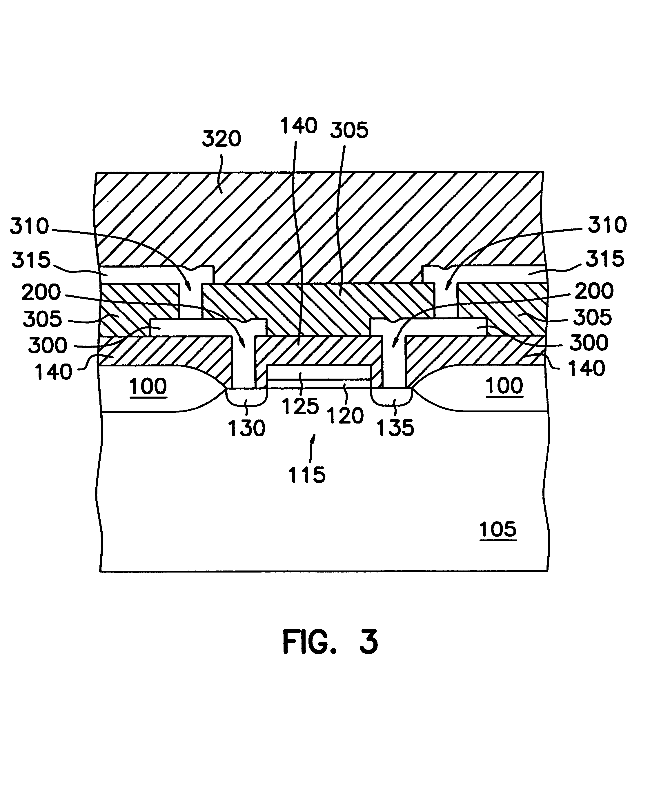 patent us6313518 - porous silicon oxycarbide integrated circuit insulator