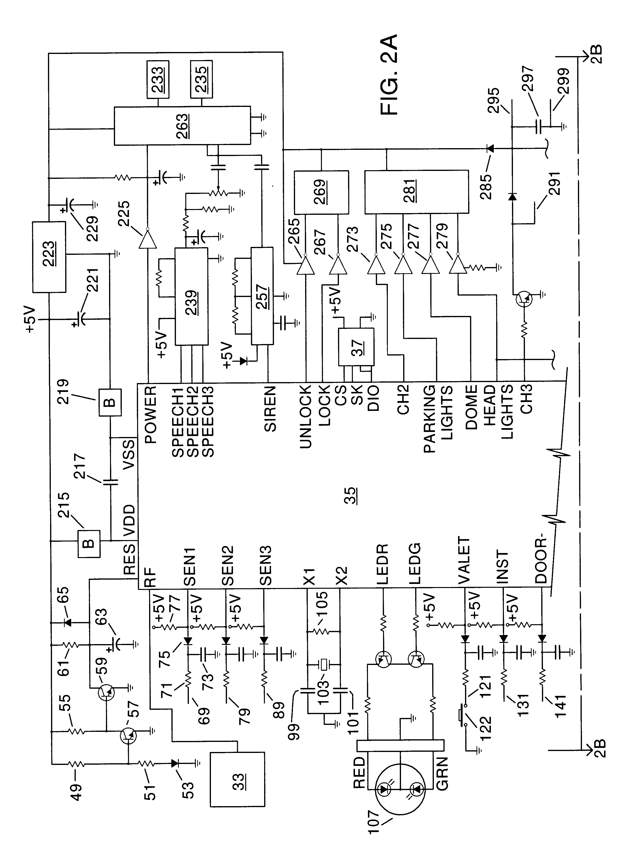 Valet Remote Starter Wiring Diagram - Wiring Diagram And Engine ...