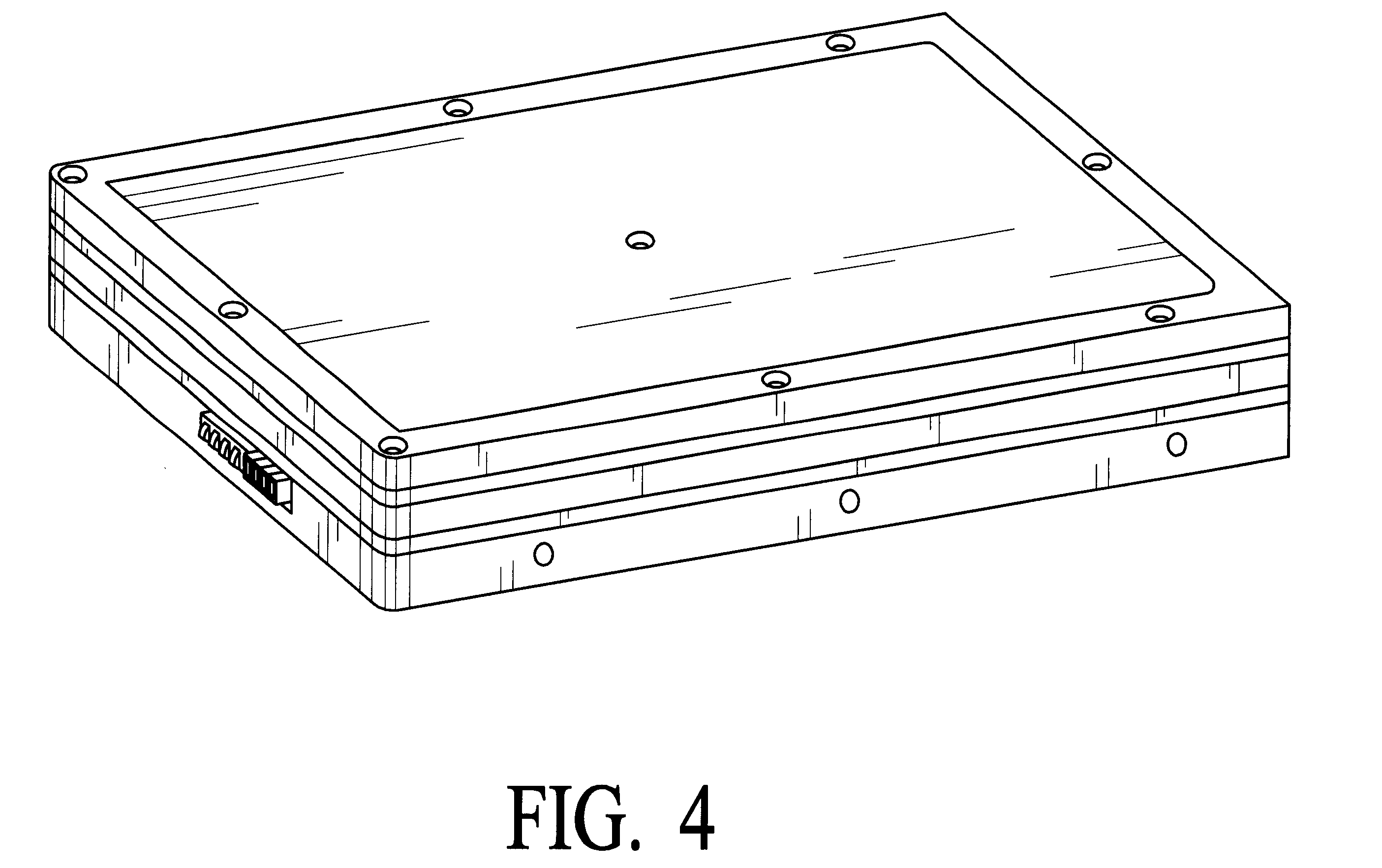 patent us6317330 - printed circuit board assembly