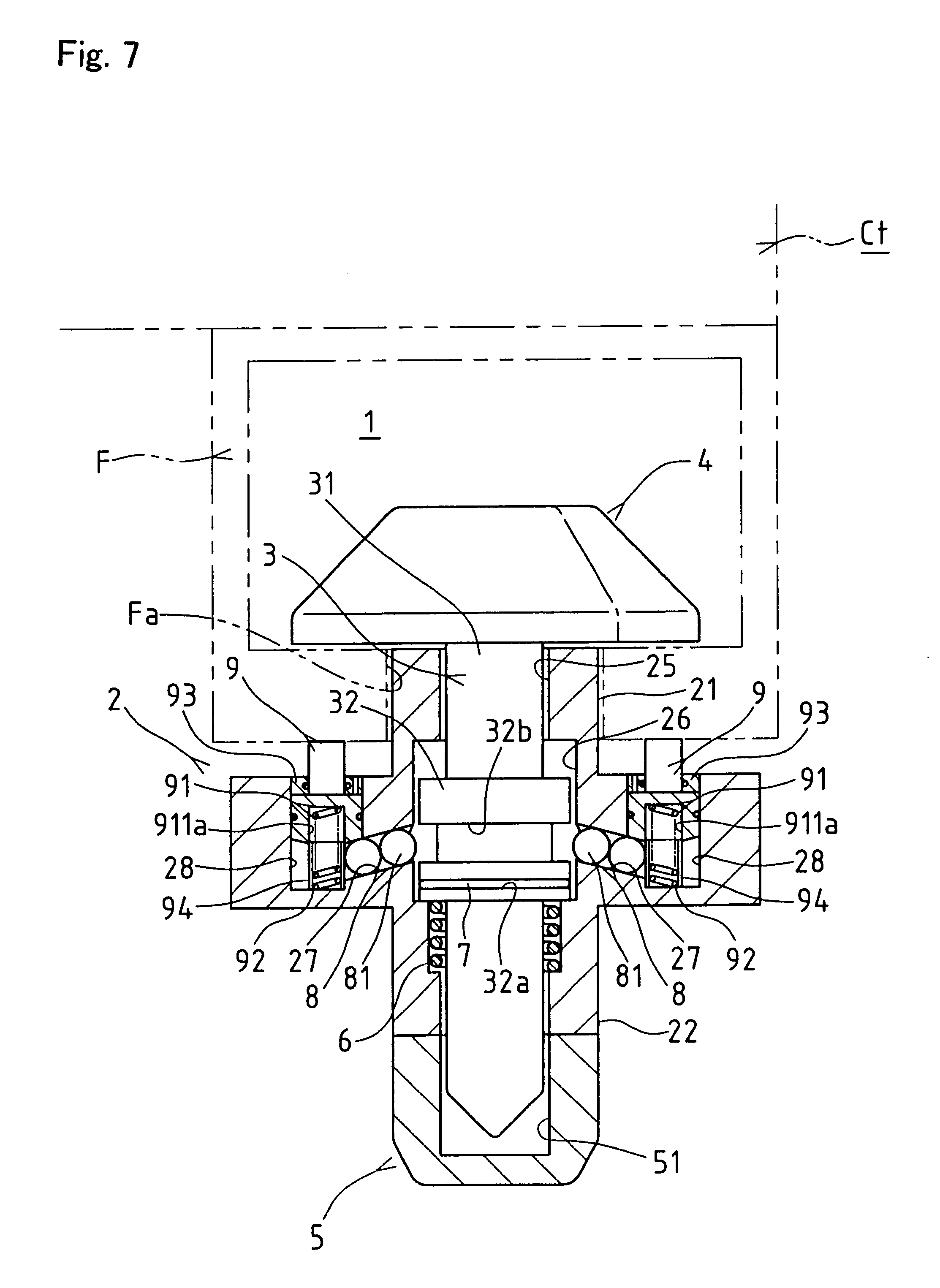 patent us6336765 twist lock for connecting containers patents 8 Inch Cam Lock Fittings patent drawing